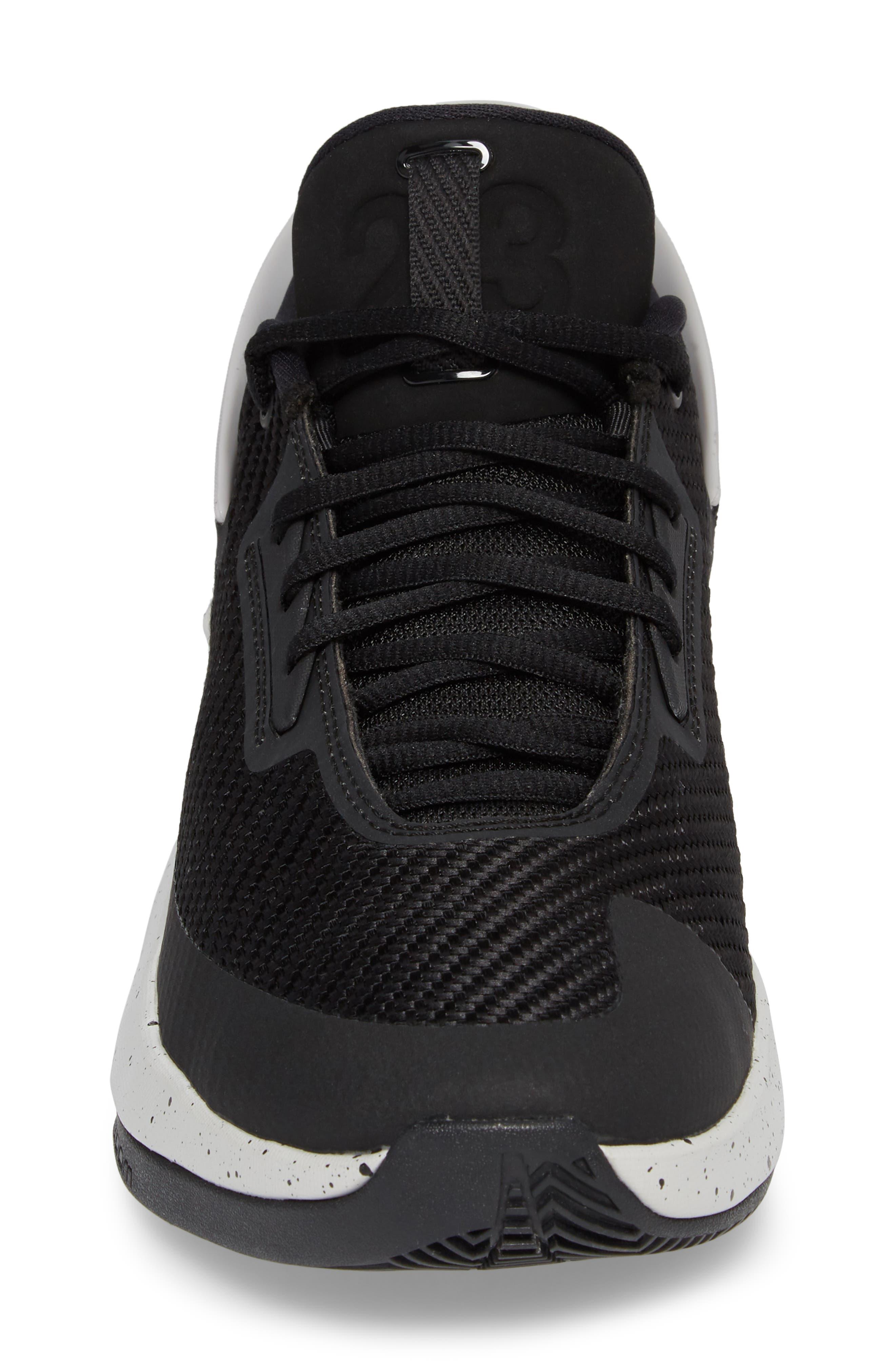 Jordan Fly Lockdown Sneaker,                             Alternate thumbnail 4, color,                             010