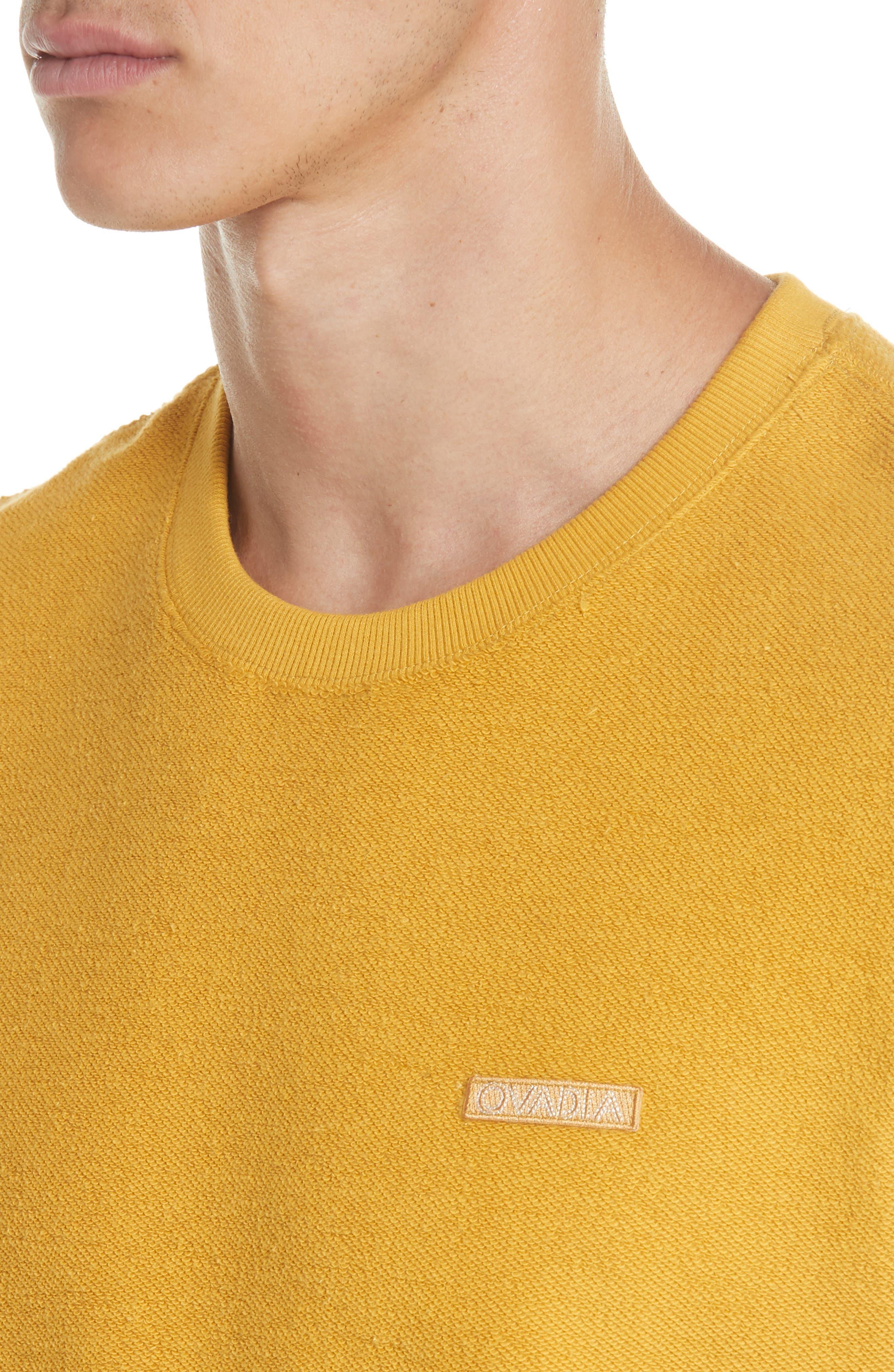 Type-01 Crewneck Sweatshirt,                             Alternate thumbnail 4, color,                             711
