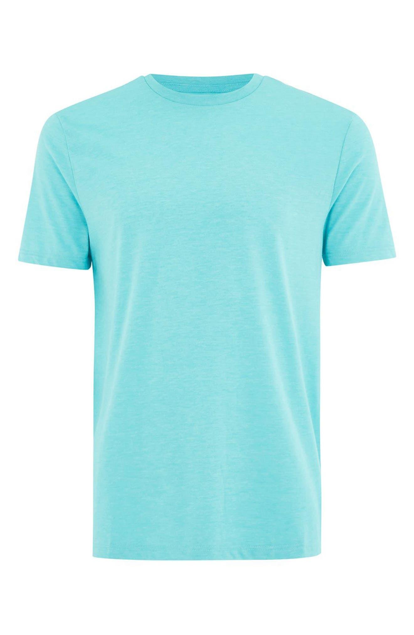 Slim Fit Crewneck T-Shirt,                             Alternate thumbnail 300, color,