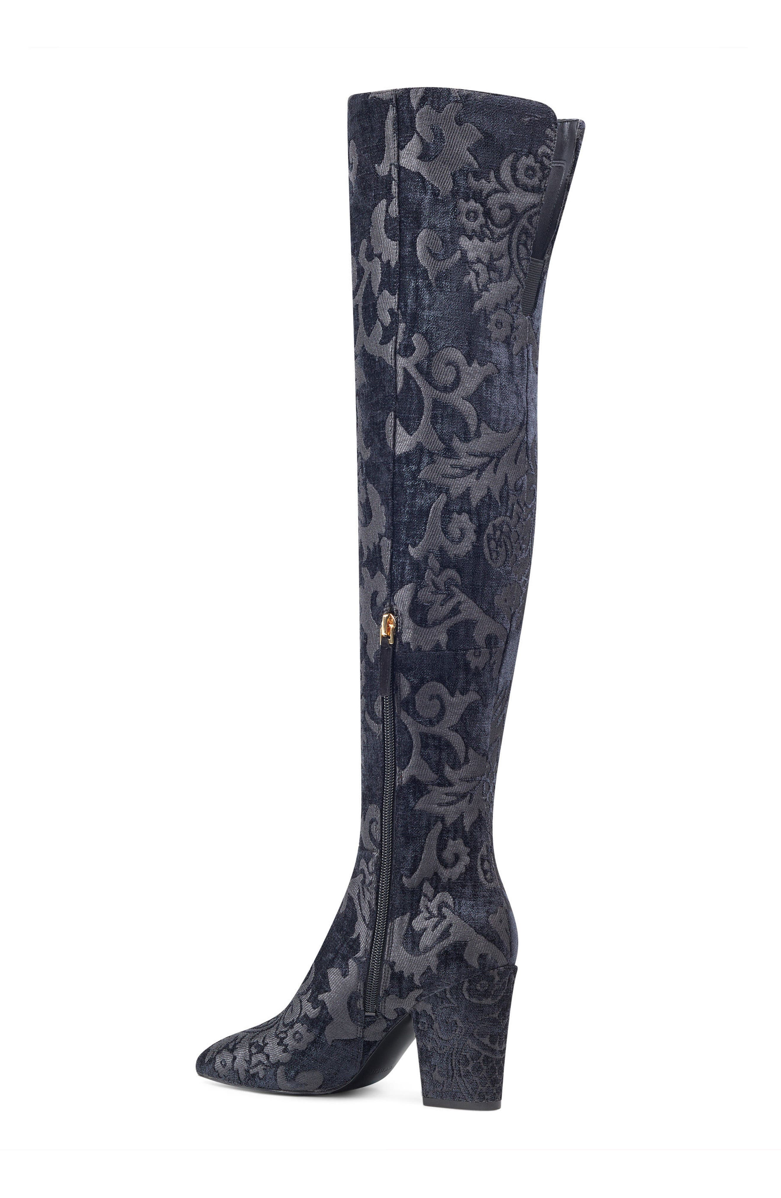 Siventa Over the Knee Boot,                             Alternate thumbnail 2, color,                             001
