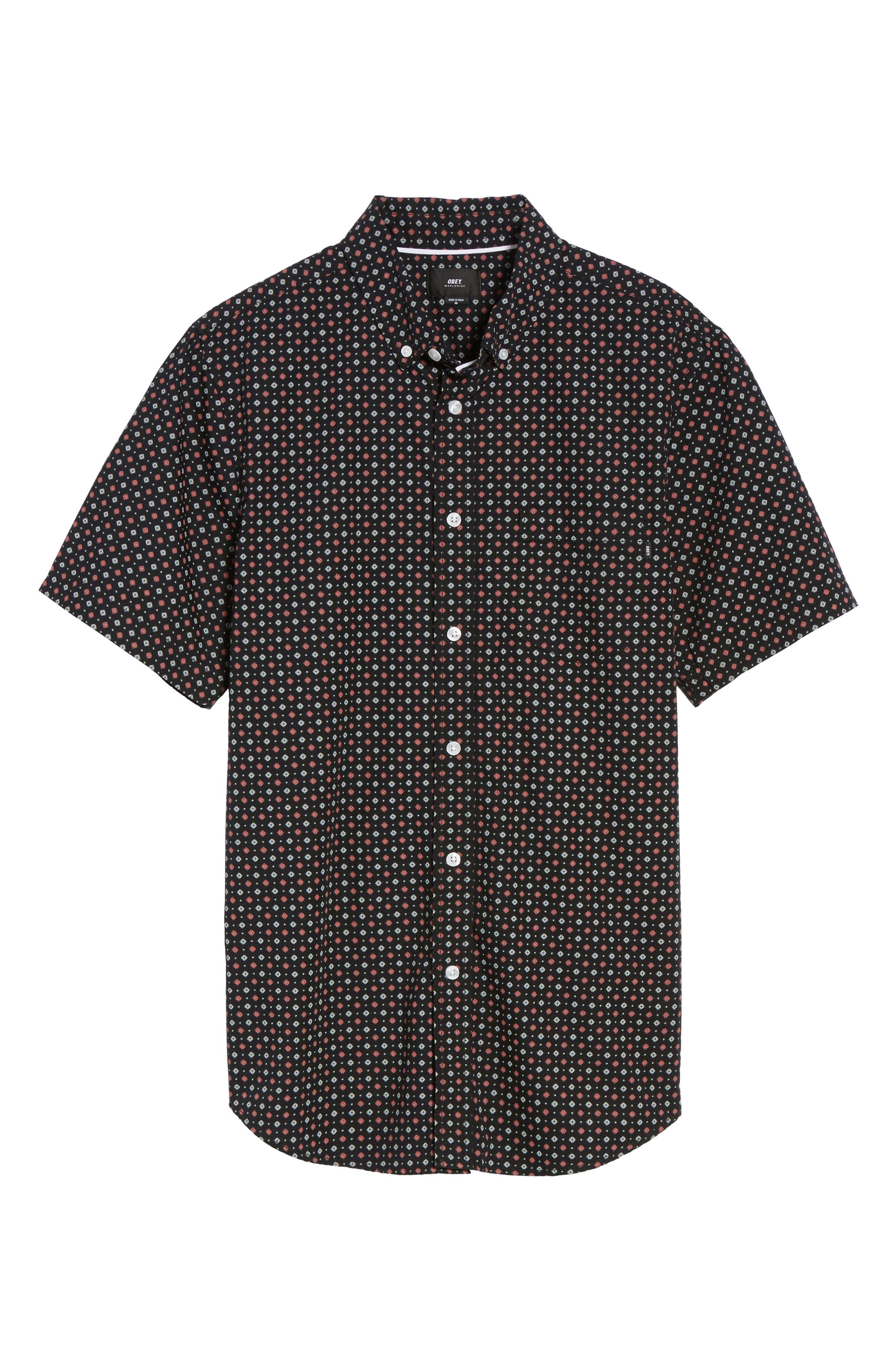 Sterling Woven Shirt,                             Alternate thumbnail 11, color,