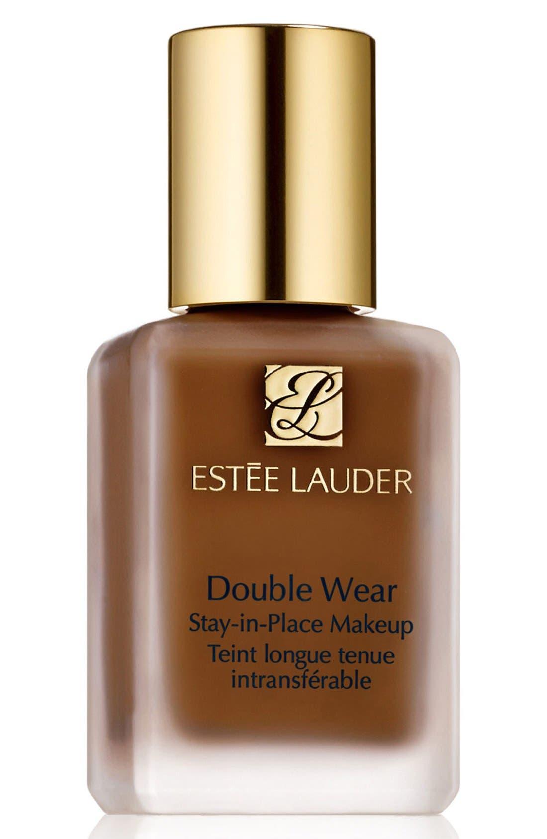 Estee Lauder Double Wear Stay-In-Place Liquid Makeup - 7W1 Deep Spice