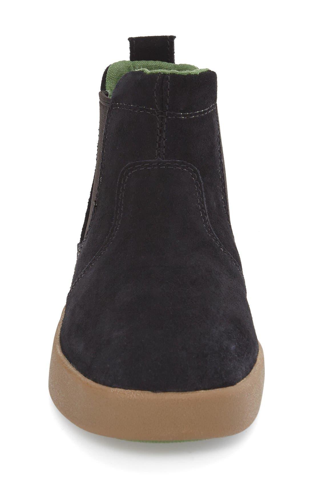 Hamden Sneaker,                             Alternate thumbnail 3, color,                             001
