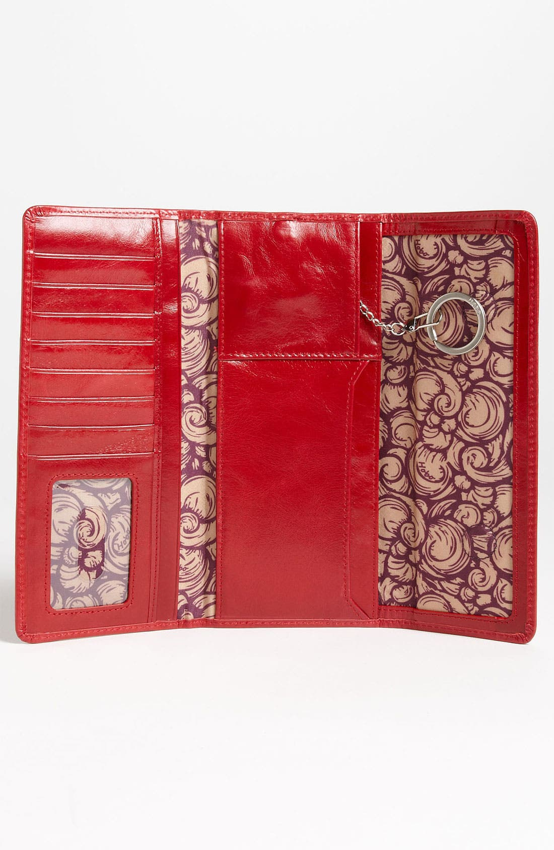 'Sadie' Leather Wallet,                             Alternate thumbnail 161, color,