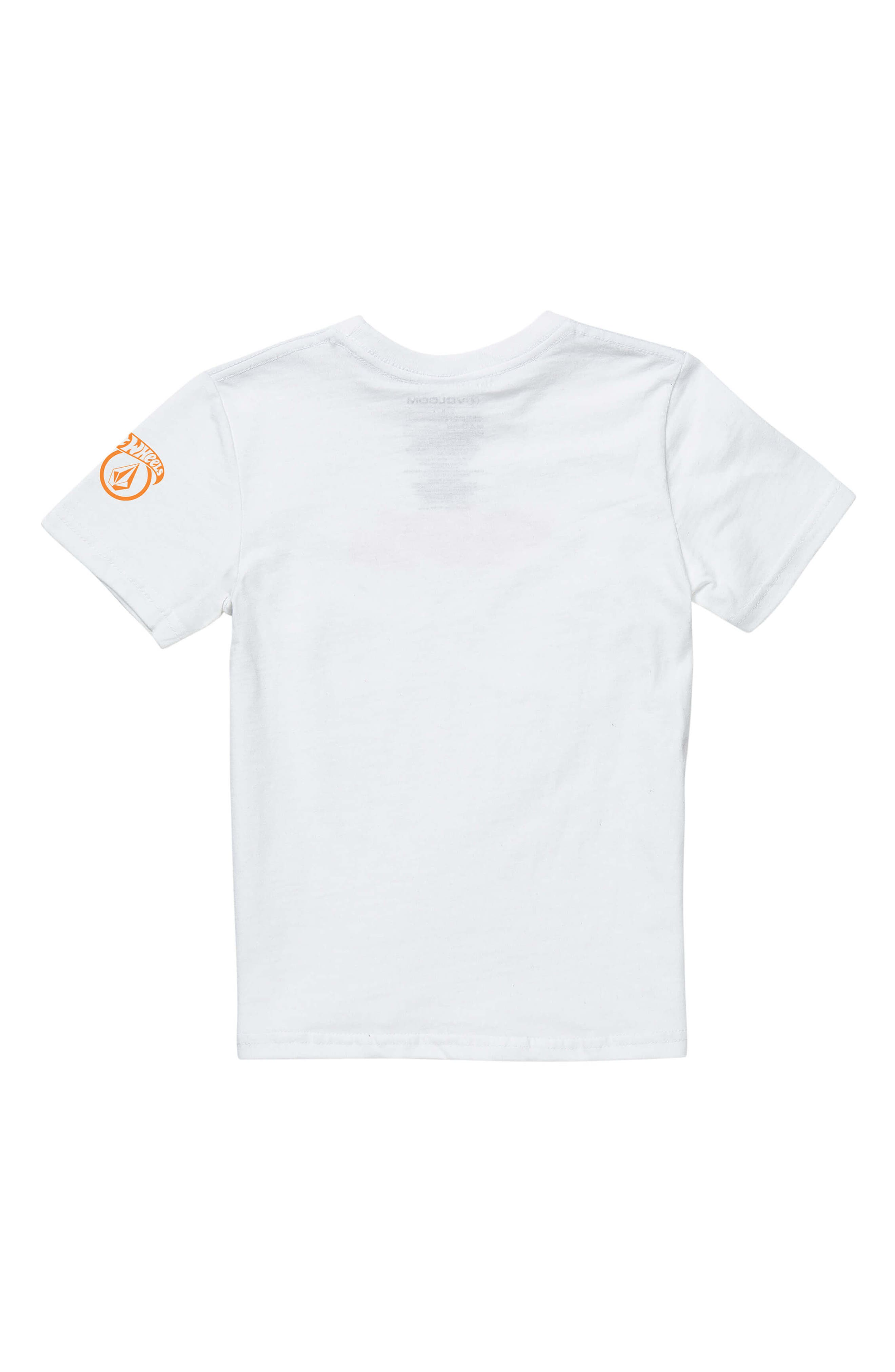 x Hot Wheels<sup>®</sup> Pile Up Pocket T-Shirt,                             Alternate thumbnail 2, color,                             100