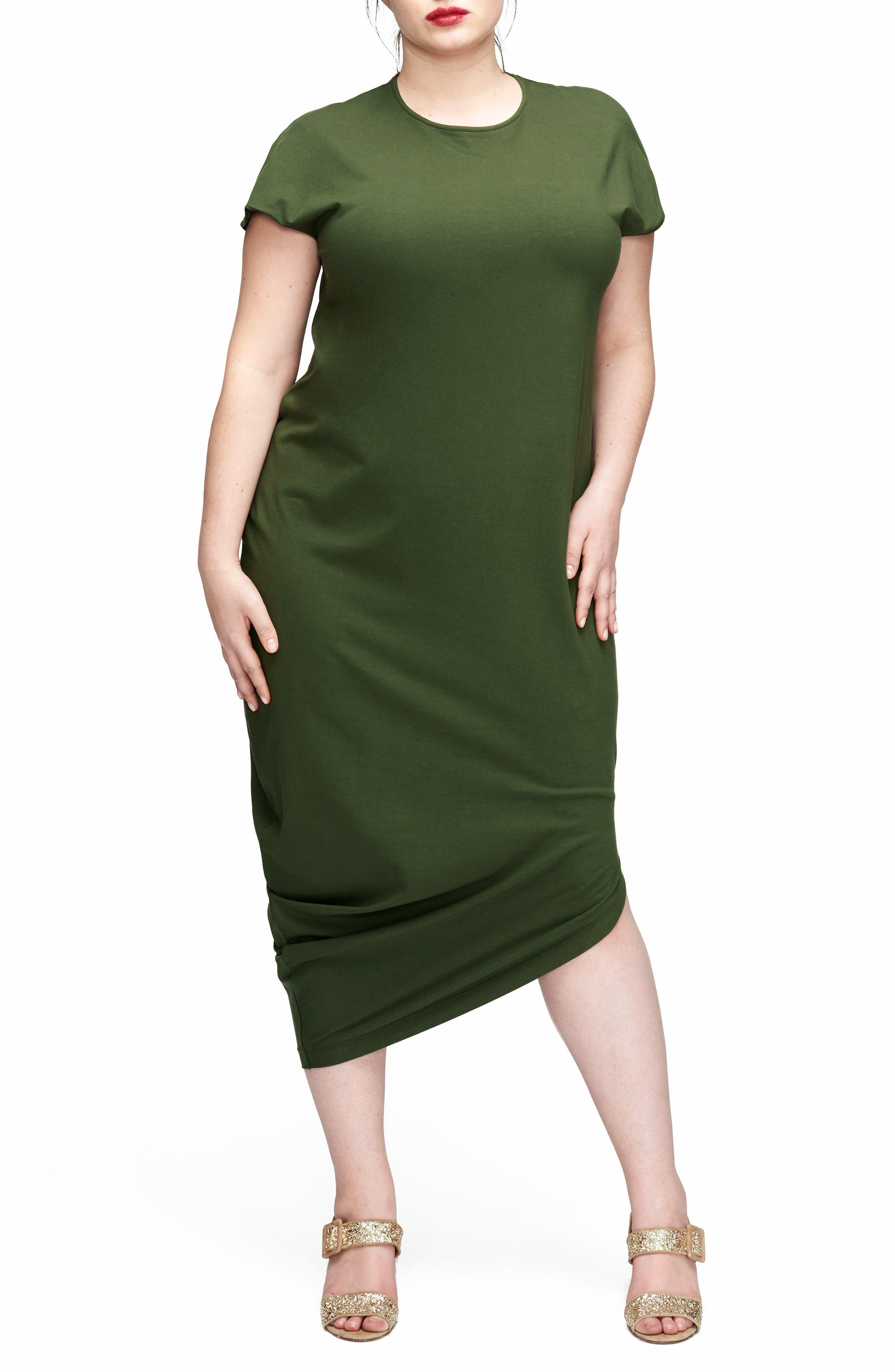 Geneva Dress,                         Main,                         color, CAMO