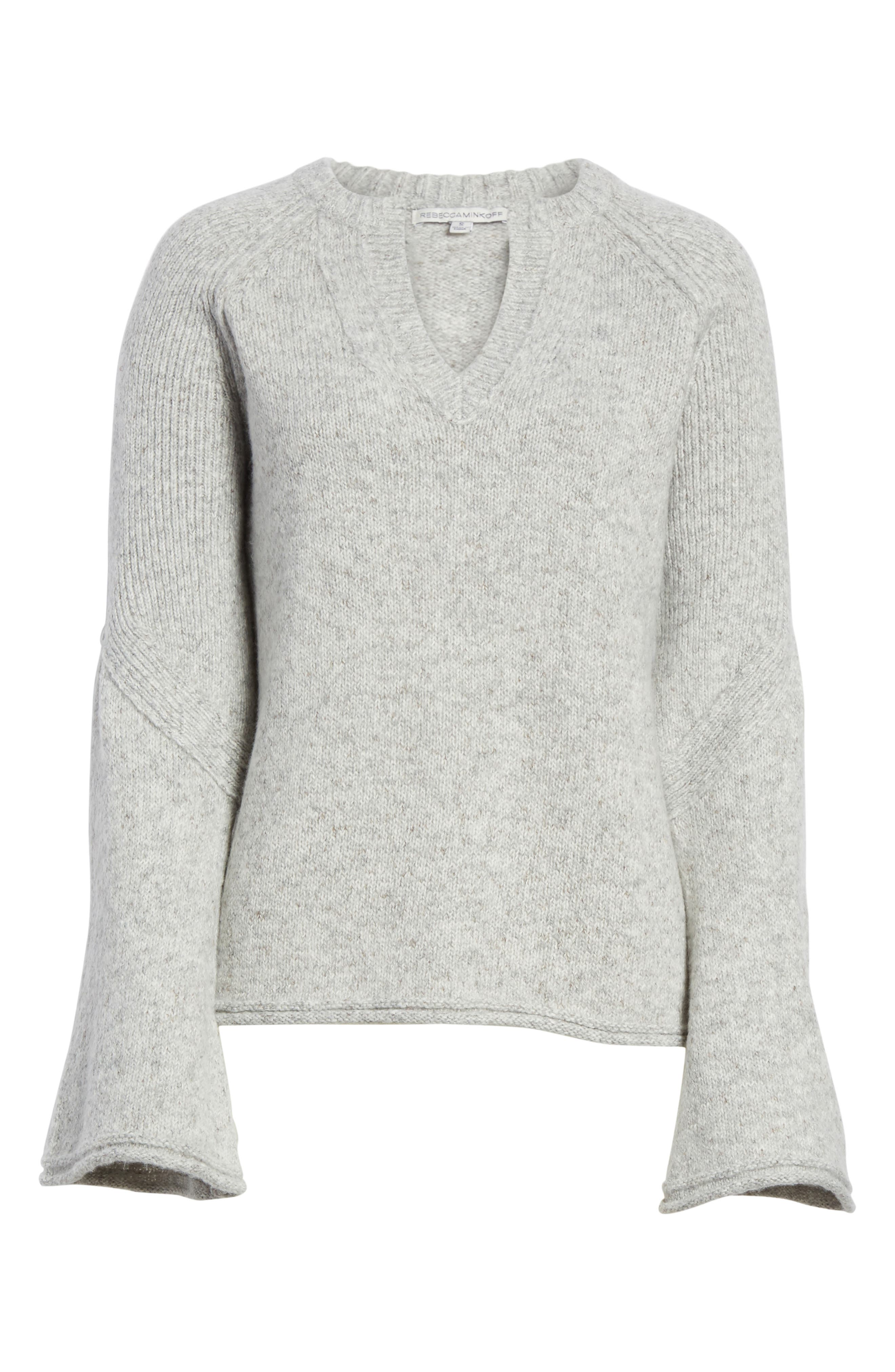Griffyn Sweater,                             Alternate thumbnail 6, color,                             026