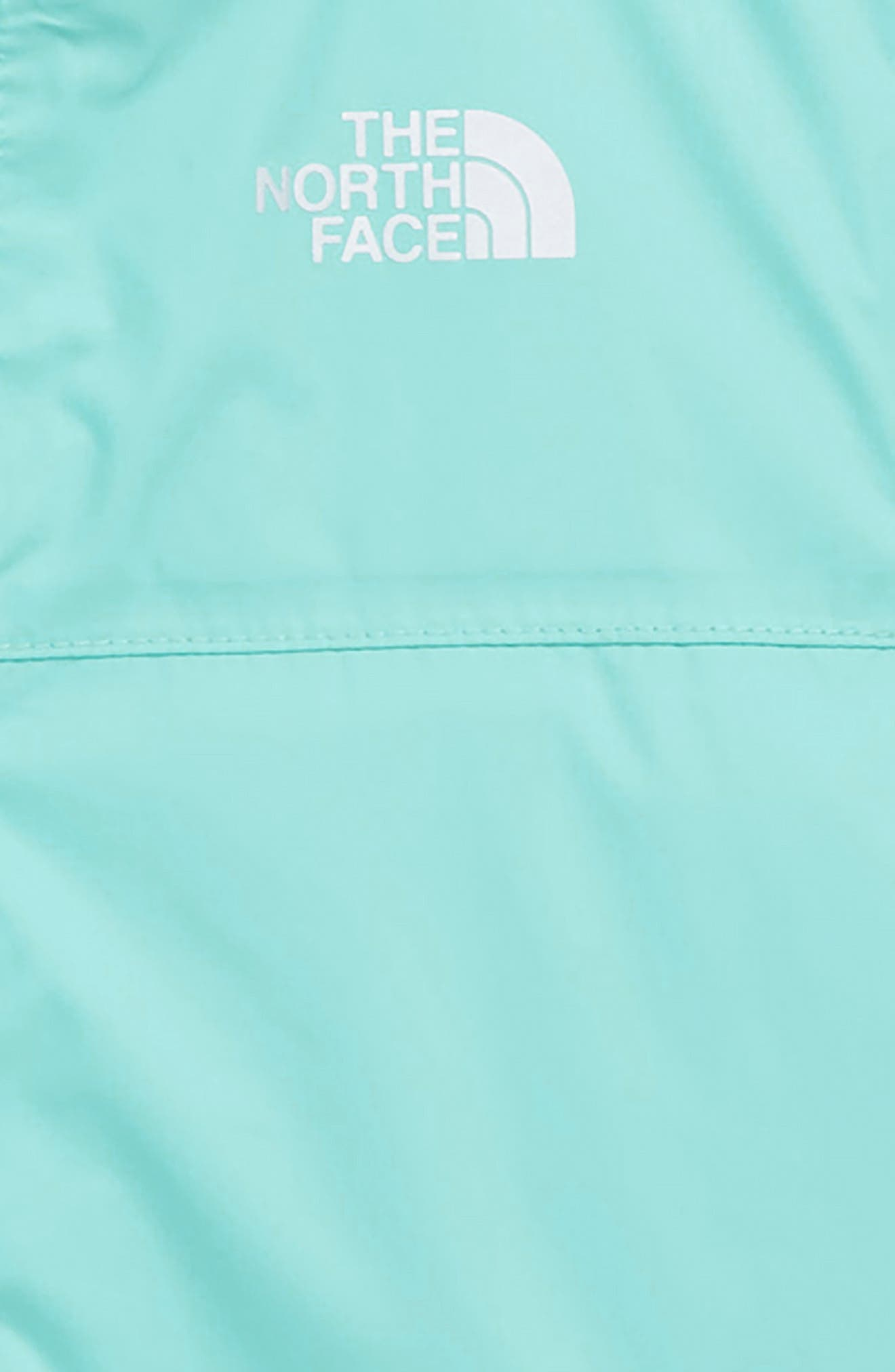 Tailout Hooded Rain Jacket,                             Alternate thumbnail 2, color,                             MINT BLUE