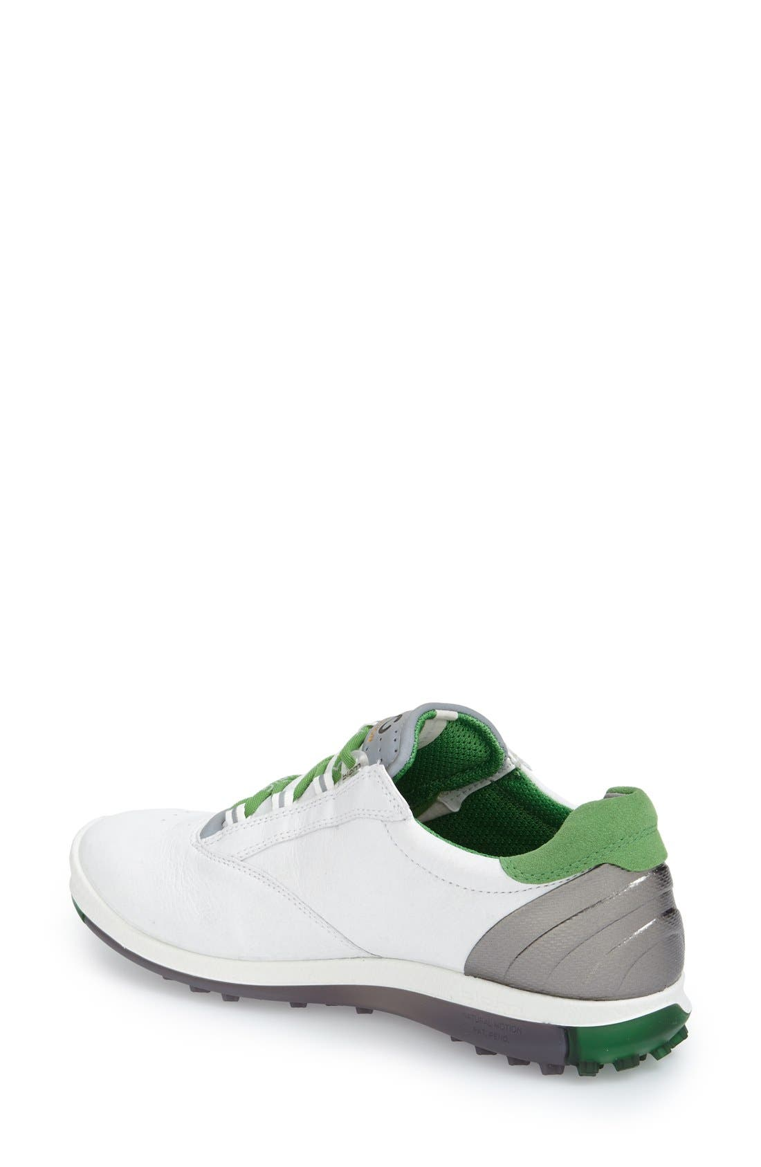 'BIOM' Hydromax<sup>®</sup> Waterproof Golf Shoe,                             Alternate thumbnail 12, color,