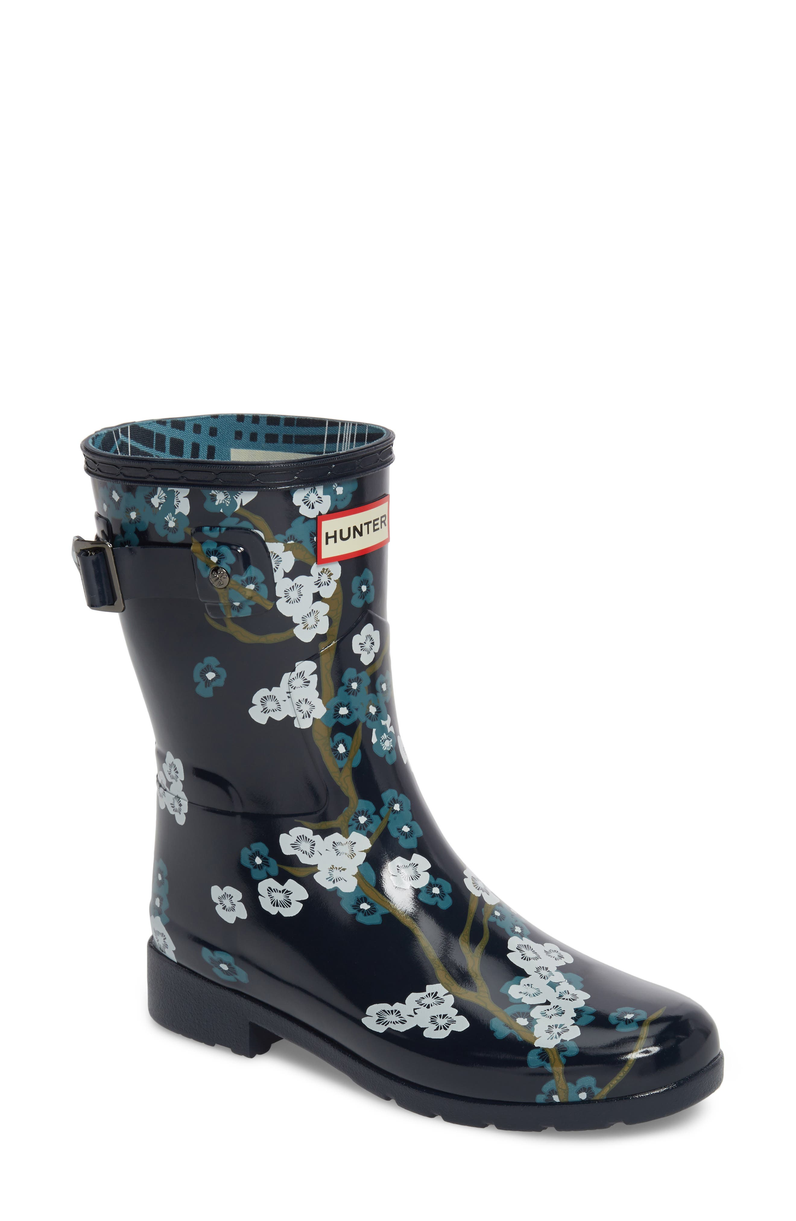 'Original Refined' Short Rain Boot,                         Main,                         color, 400