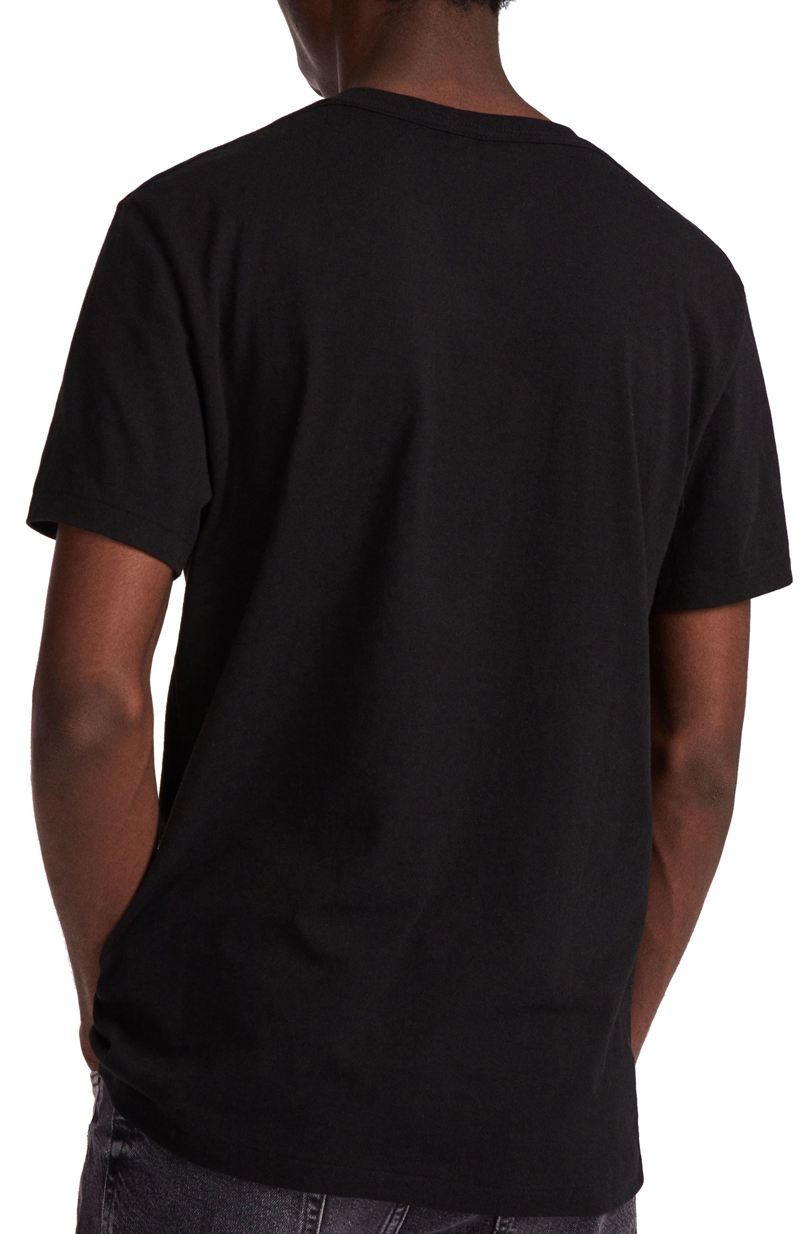 Cure Tonic Slim Fit Pocket T-Shirt,                             Alternate thumbnail 2, color,                             003