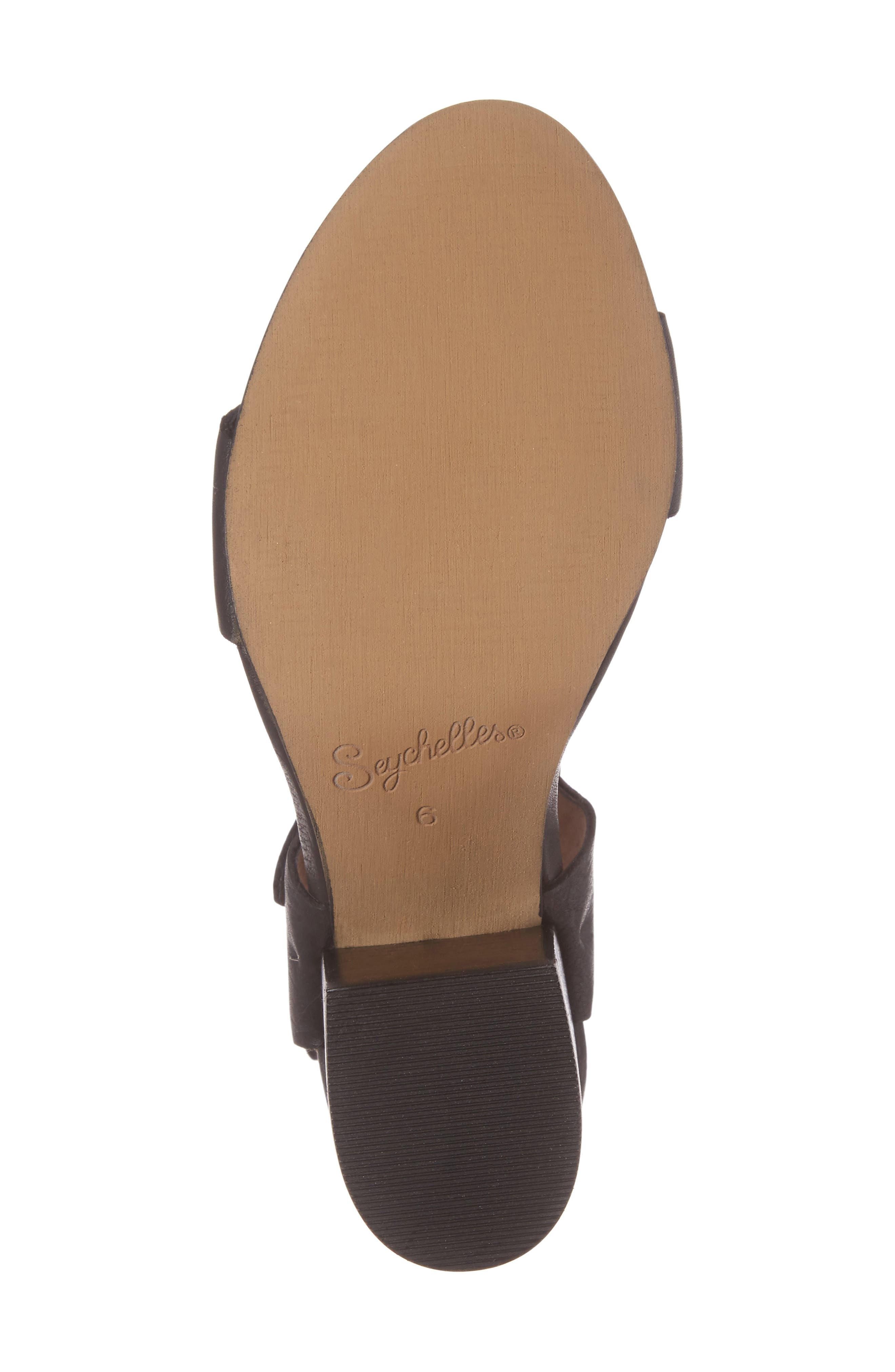 Dilly Dally Sandal,                             Alternate thumbnail 6, color,                             001