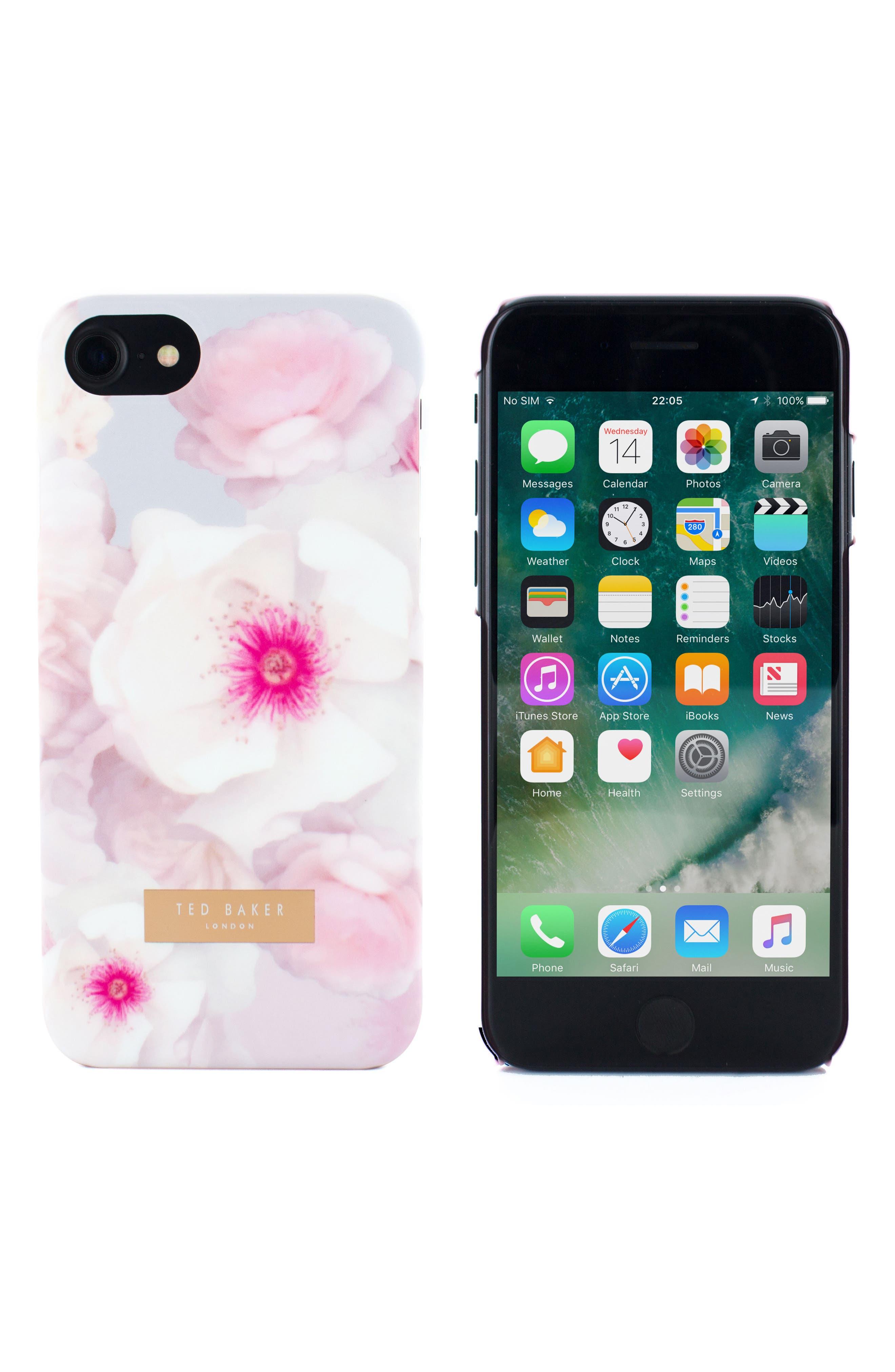 iPhone 6/6s/7/8 & 6/6s/7/8 Plus Case,                             Alternate thumbnail 14, color,