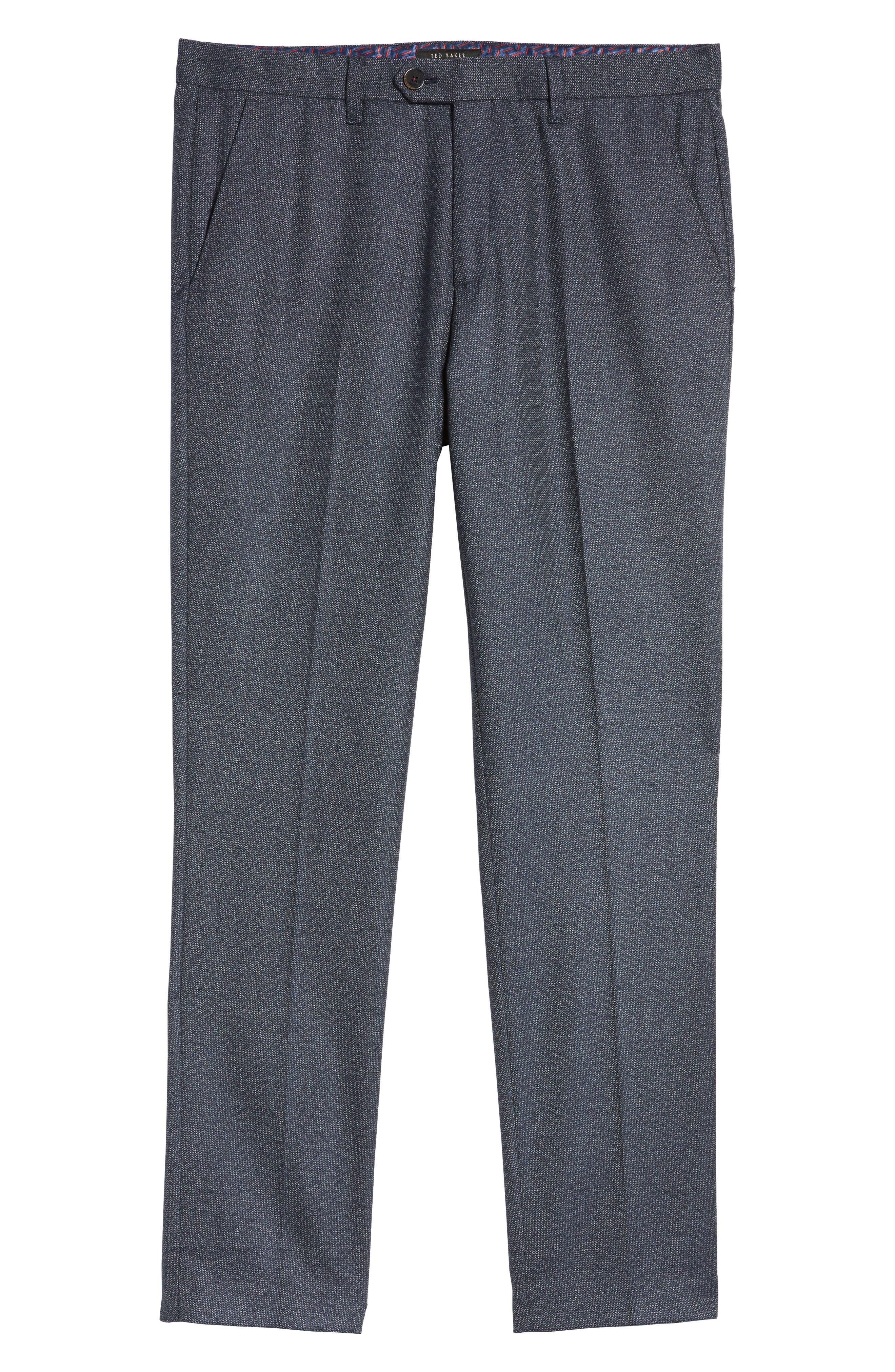 Beektro Trim Fit Trousers,                             Alternate thumbnail 6, color,