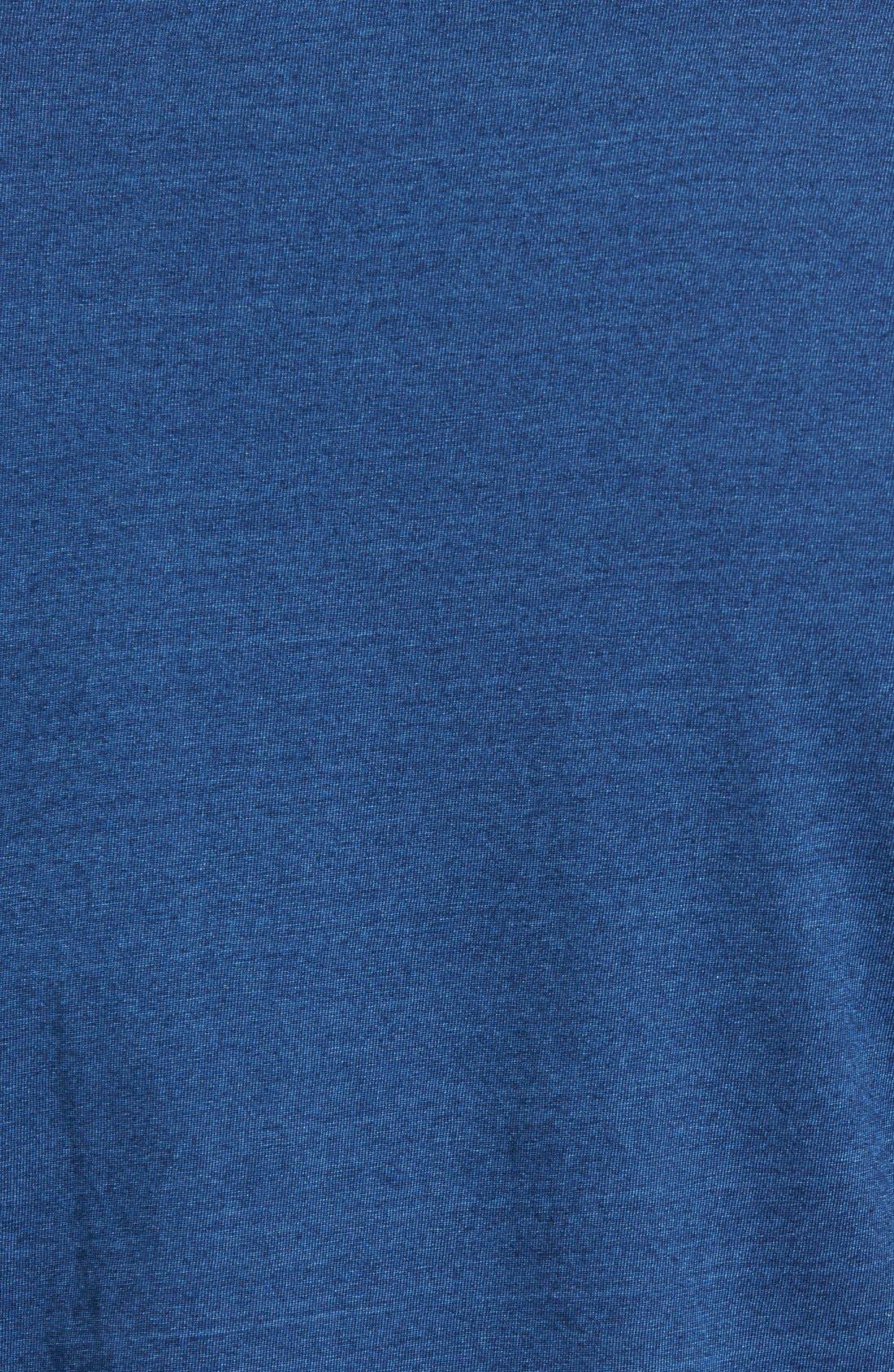Pocket Crewneck T-Shirt,                             Alternate thumbnail 5, color,                             489