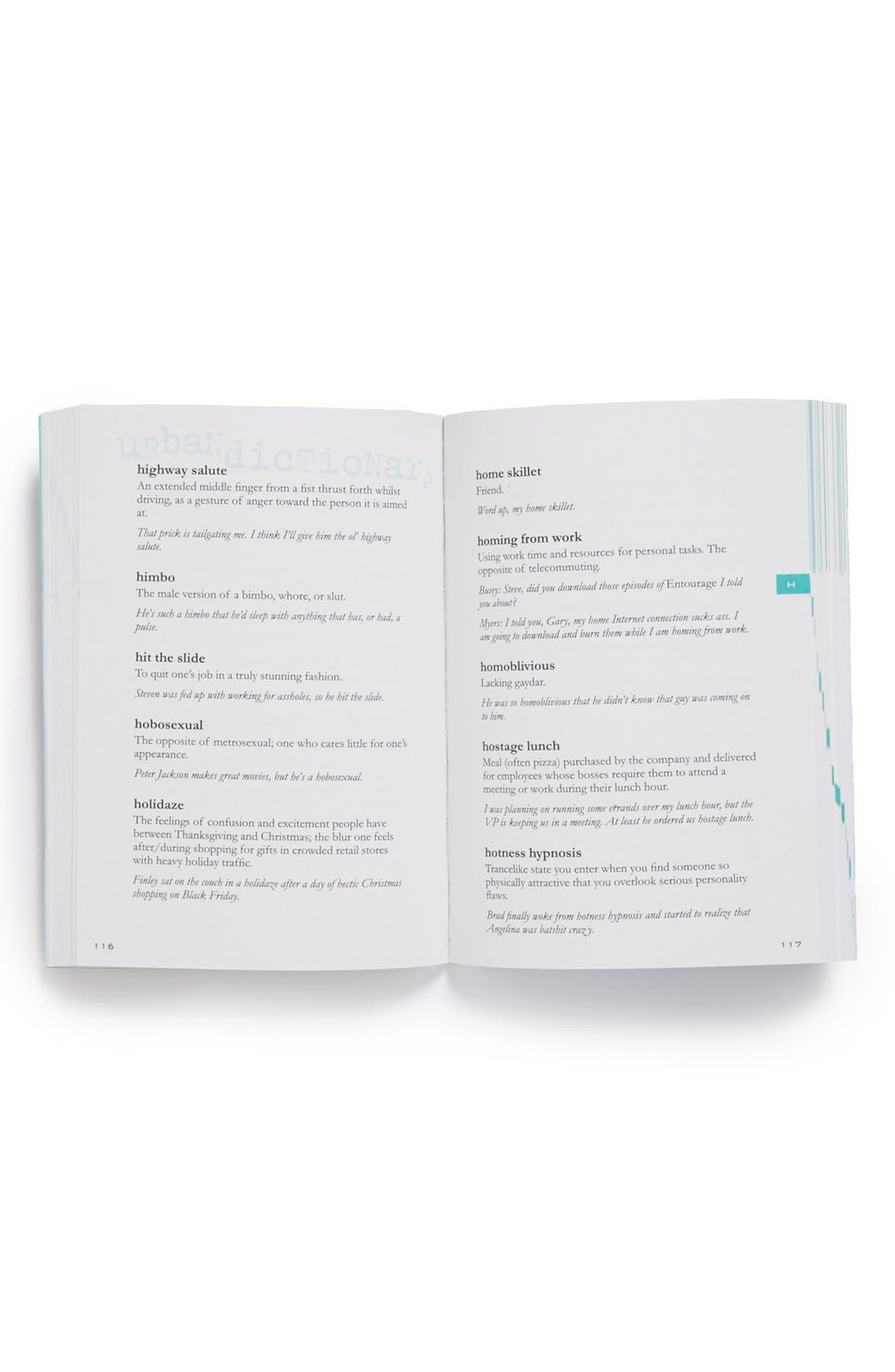 SIMON AND SCHUSTER,                             'Urban Dictionary' Book,                             Alternate thumbnail 2, color,                             400