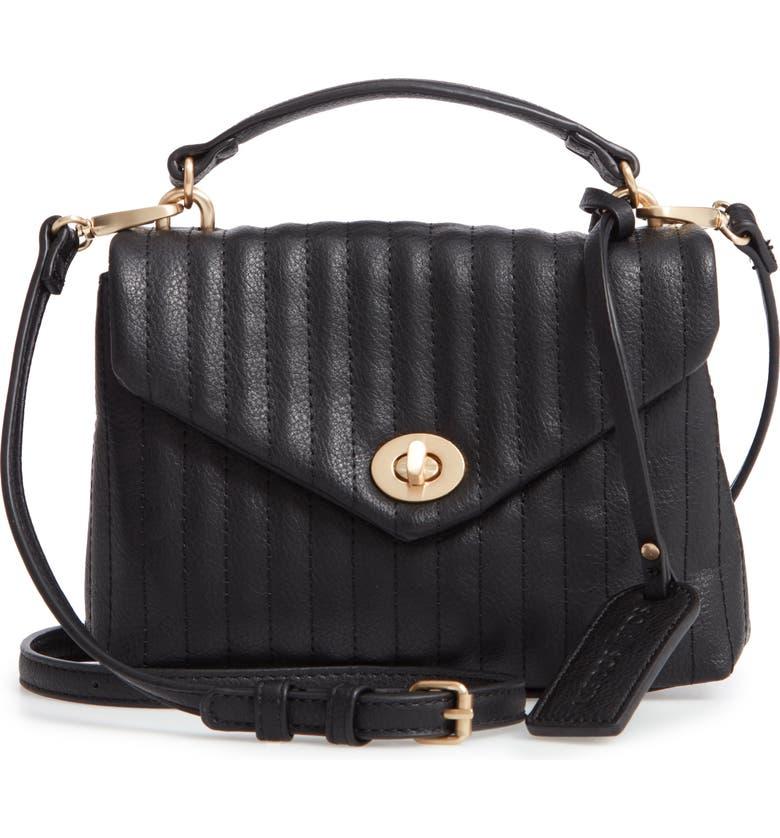007369875c Sole Society Urche Faux Leather Crossbody Bag
