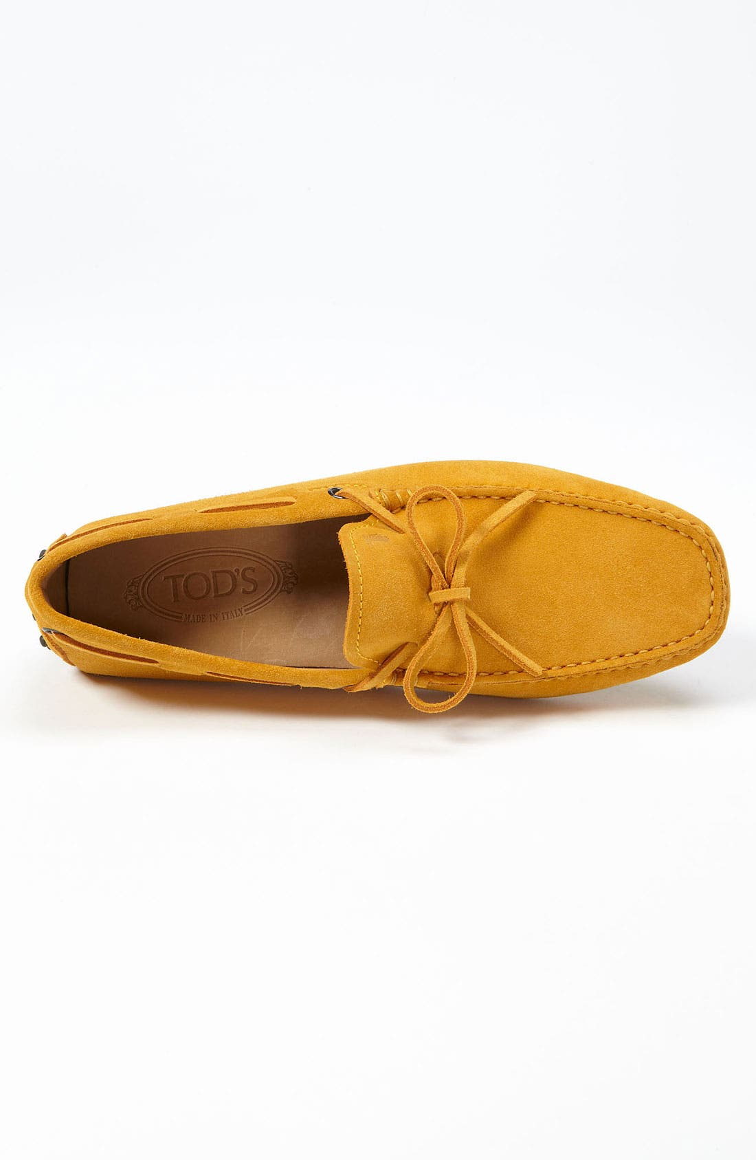 Gommini Tie Front Driving Moccasin,                             Alternate thumbnail 87, color,