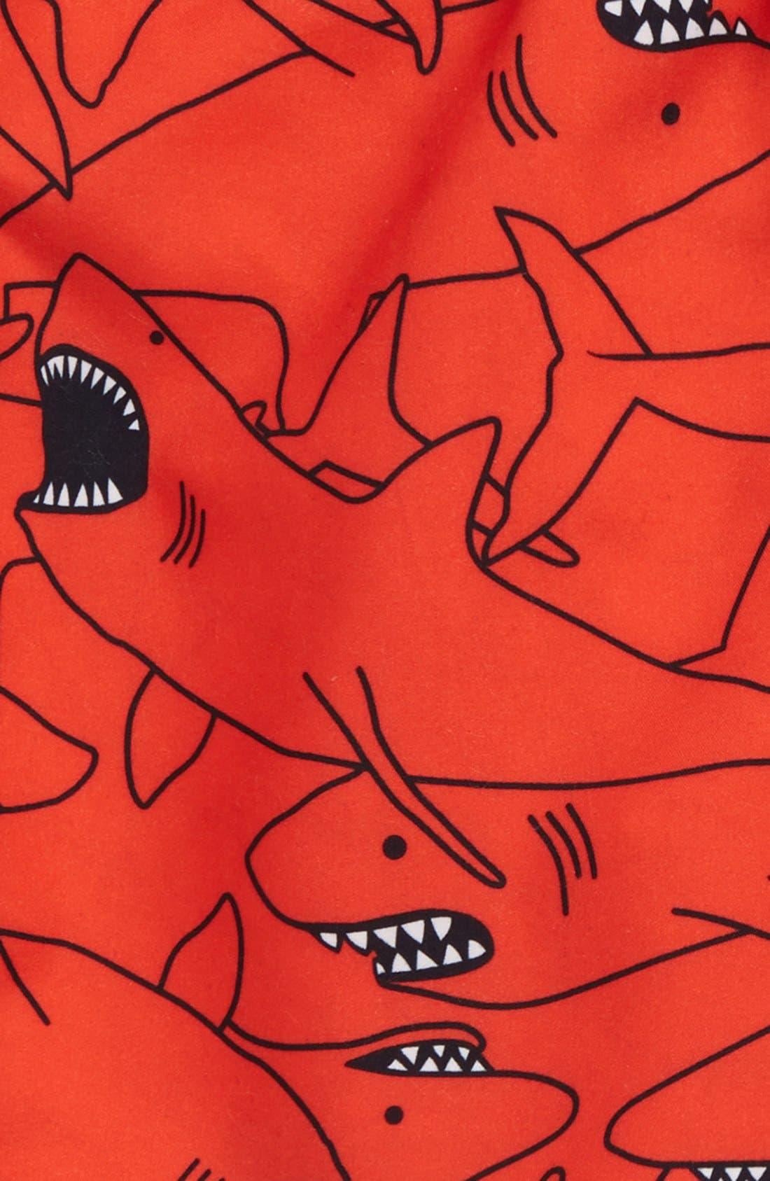 'Sand 'N My Trunks' Swim Trunks,                             Alternate thumbnail 52, color,