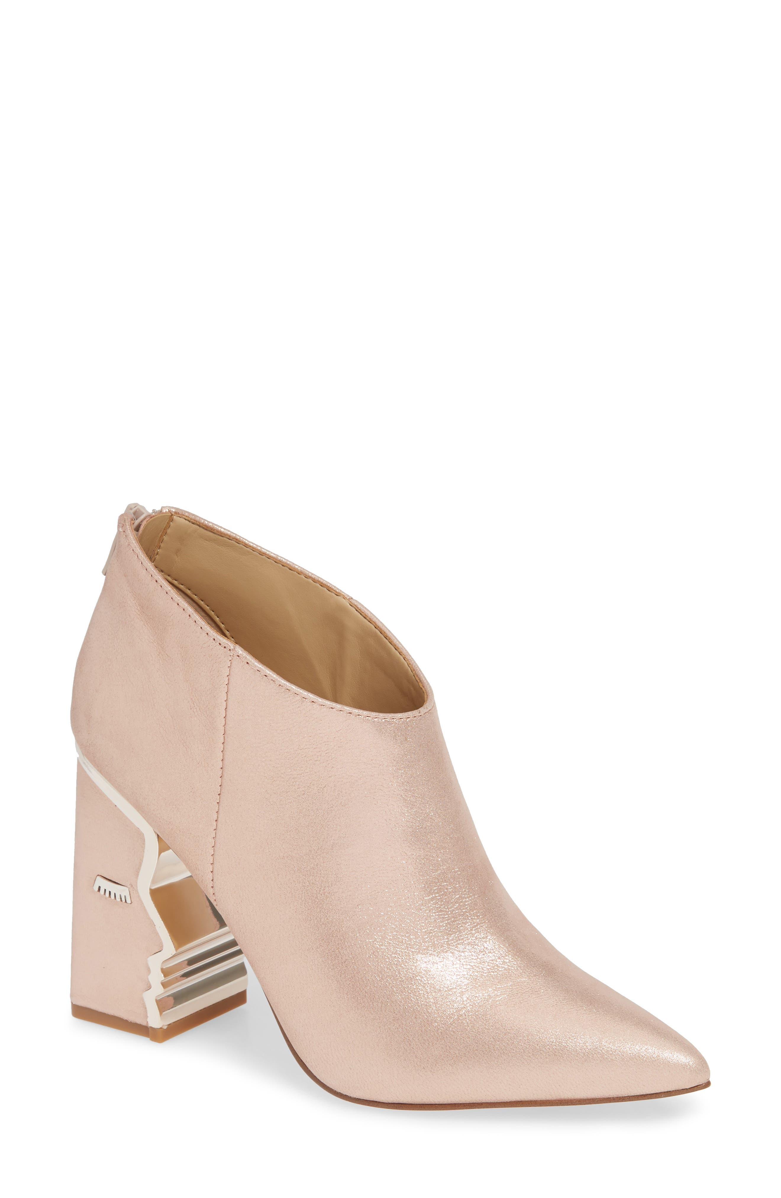 Katy Perry Ankle Bootie- Pink