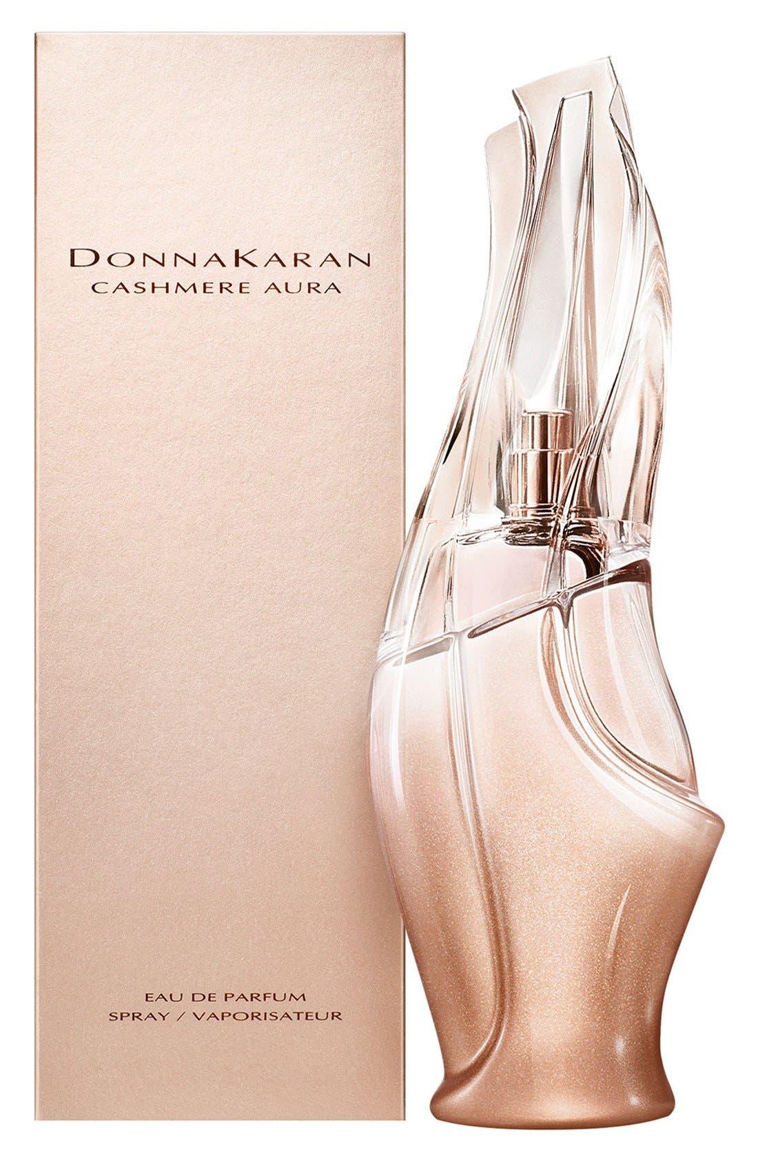 Donna Karan 'Cashmere Aura' Eau de Parfum,                             Alternate thumbnail 2, color,                             000