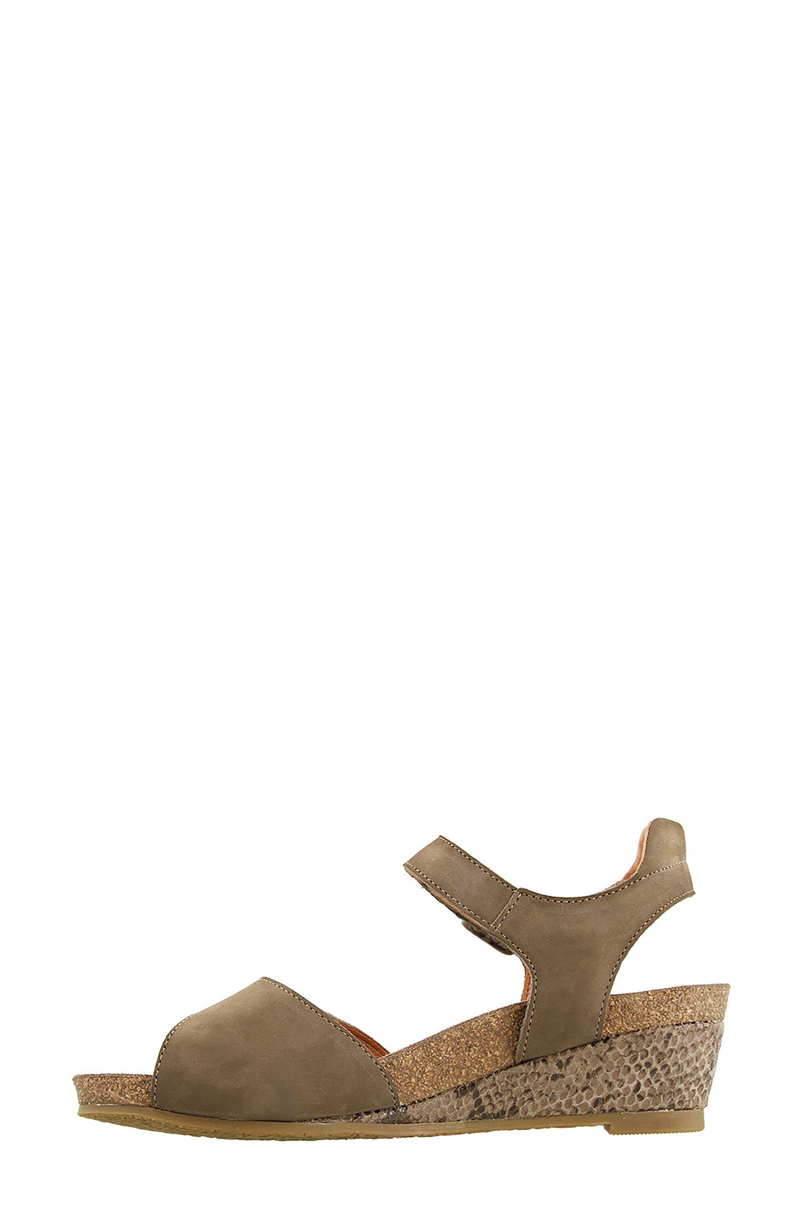Traveler Wedge Sandal,                             Alternate thumbnail 9, color,