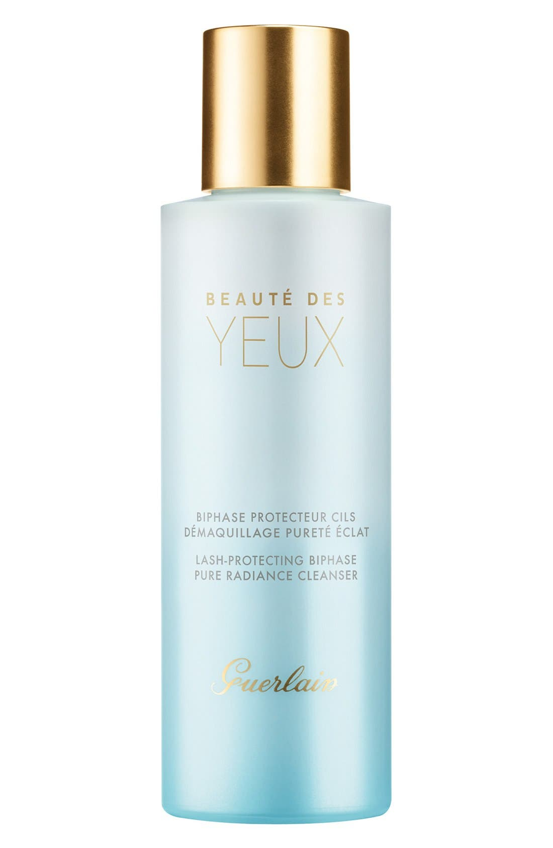 Secret de Pureté - Beauté des Yeux Gentle Eye Makeup Remover,                             Main thumbnail 1, color,                             NO COLOR