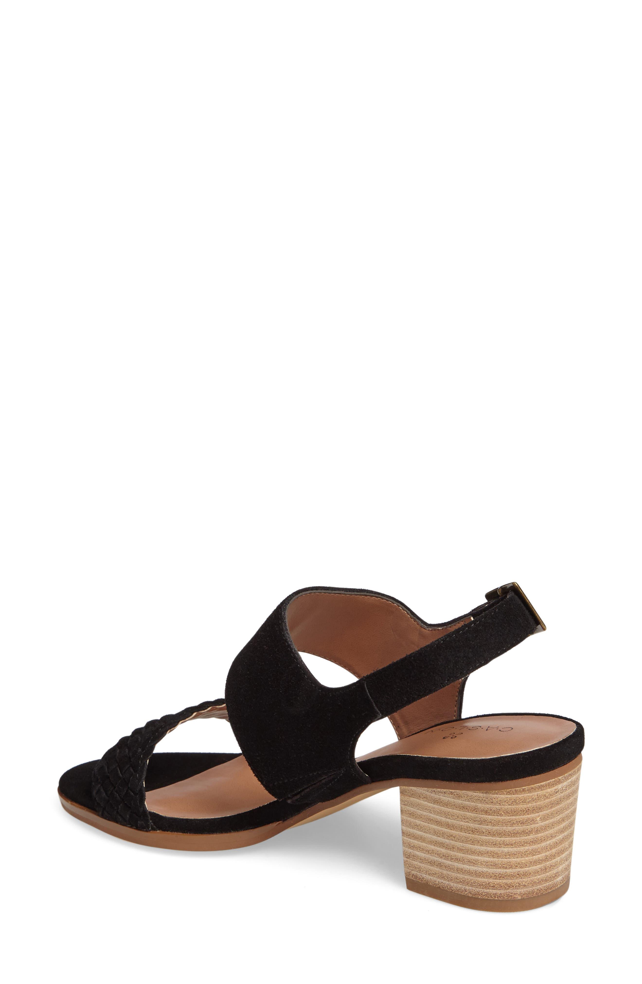CASLON<SUP>®</SUP>,                             Carden 2 Sandal,                             Alternate thumbnail 2, color,                             001