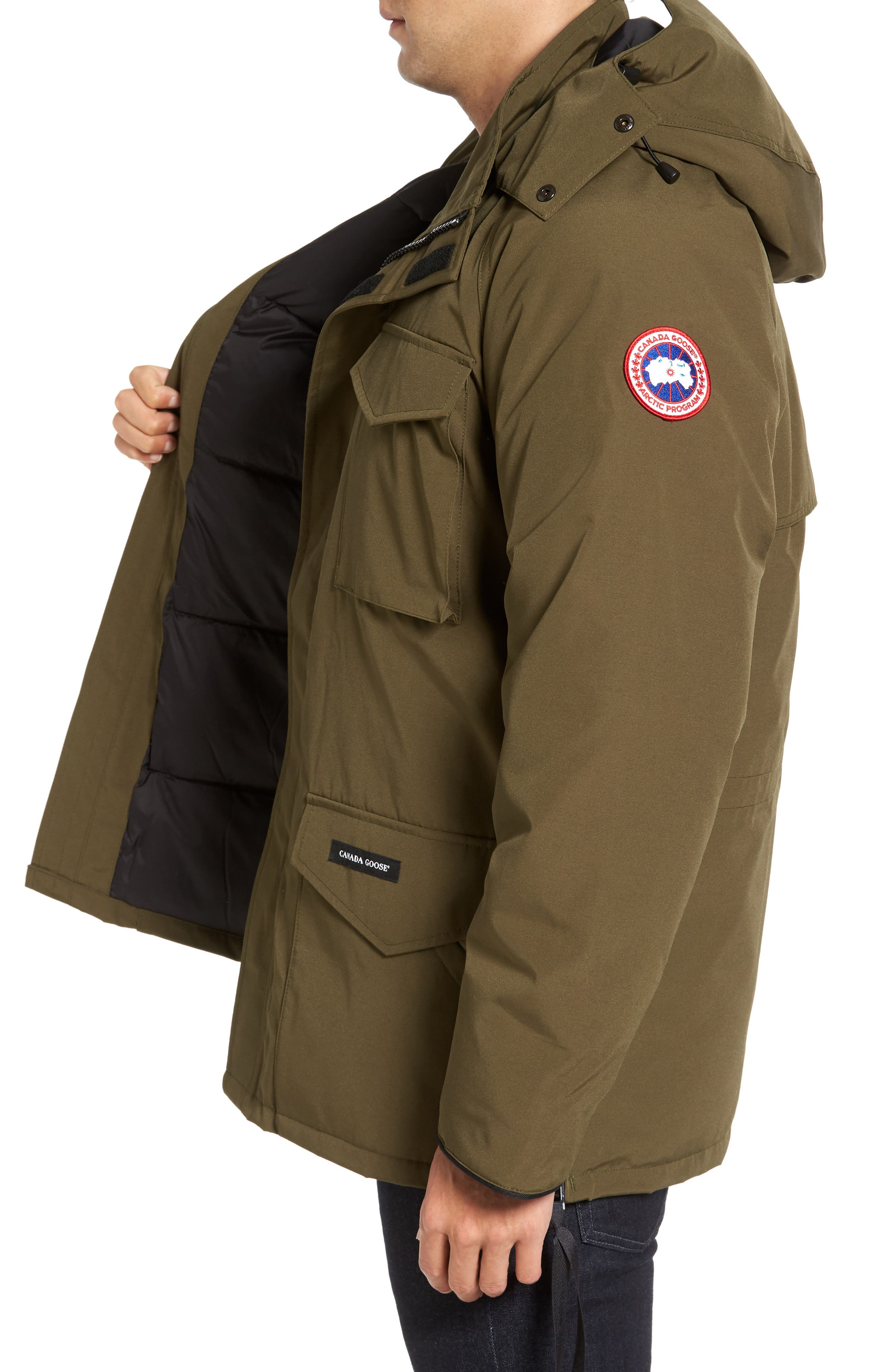 'Constable' Regular Fit Water Resistant Down Parka,                             Alternate thumbnail 9, color,