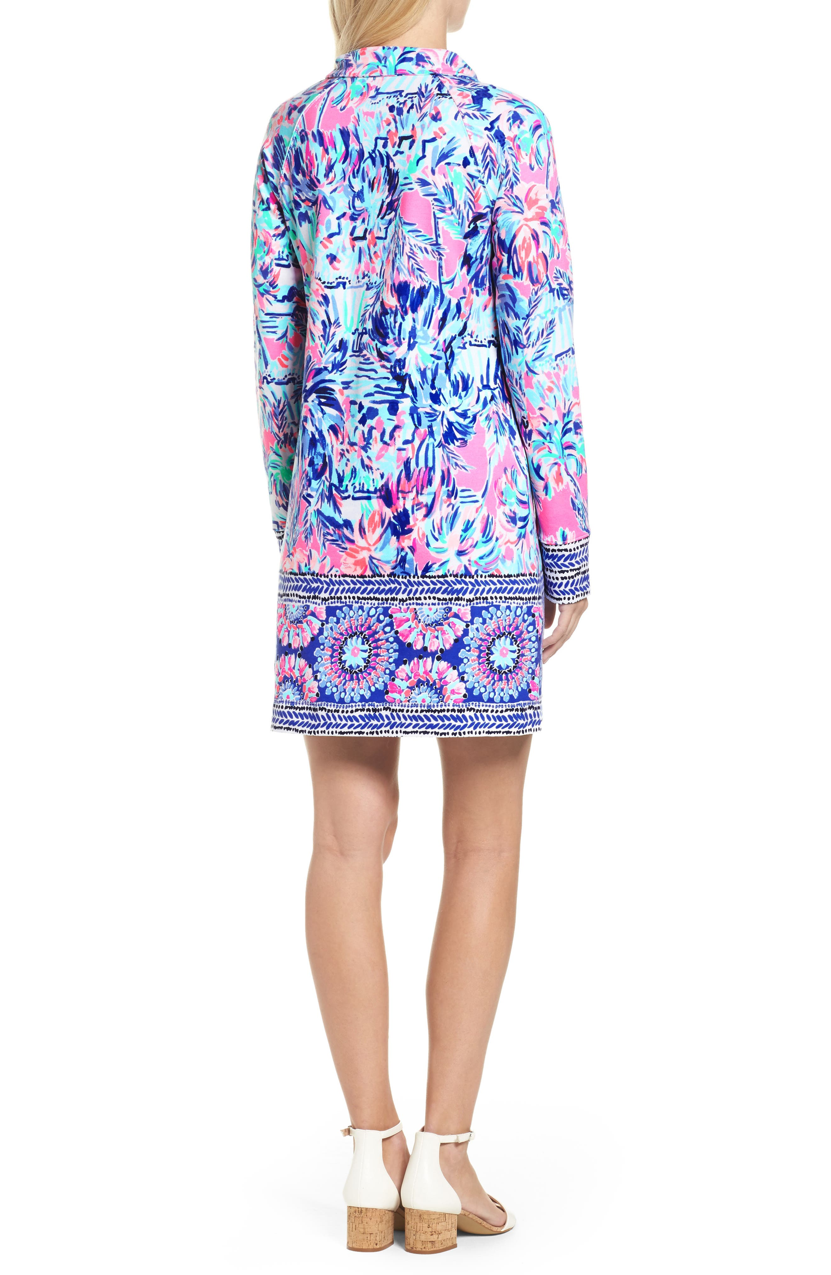 Skipper UPF 50+ Dress,                             Alternate thumbnail 2, color,                             699
