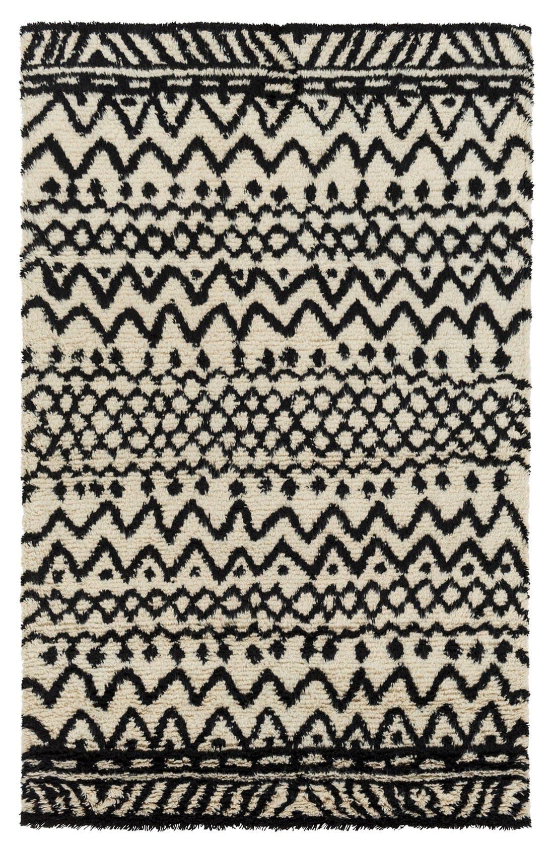 'Dwell C' Wool Rug,                             Main thumbnail 1, color,                             250