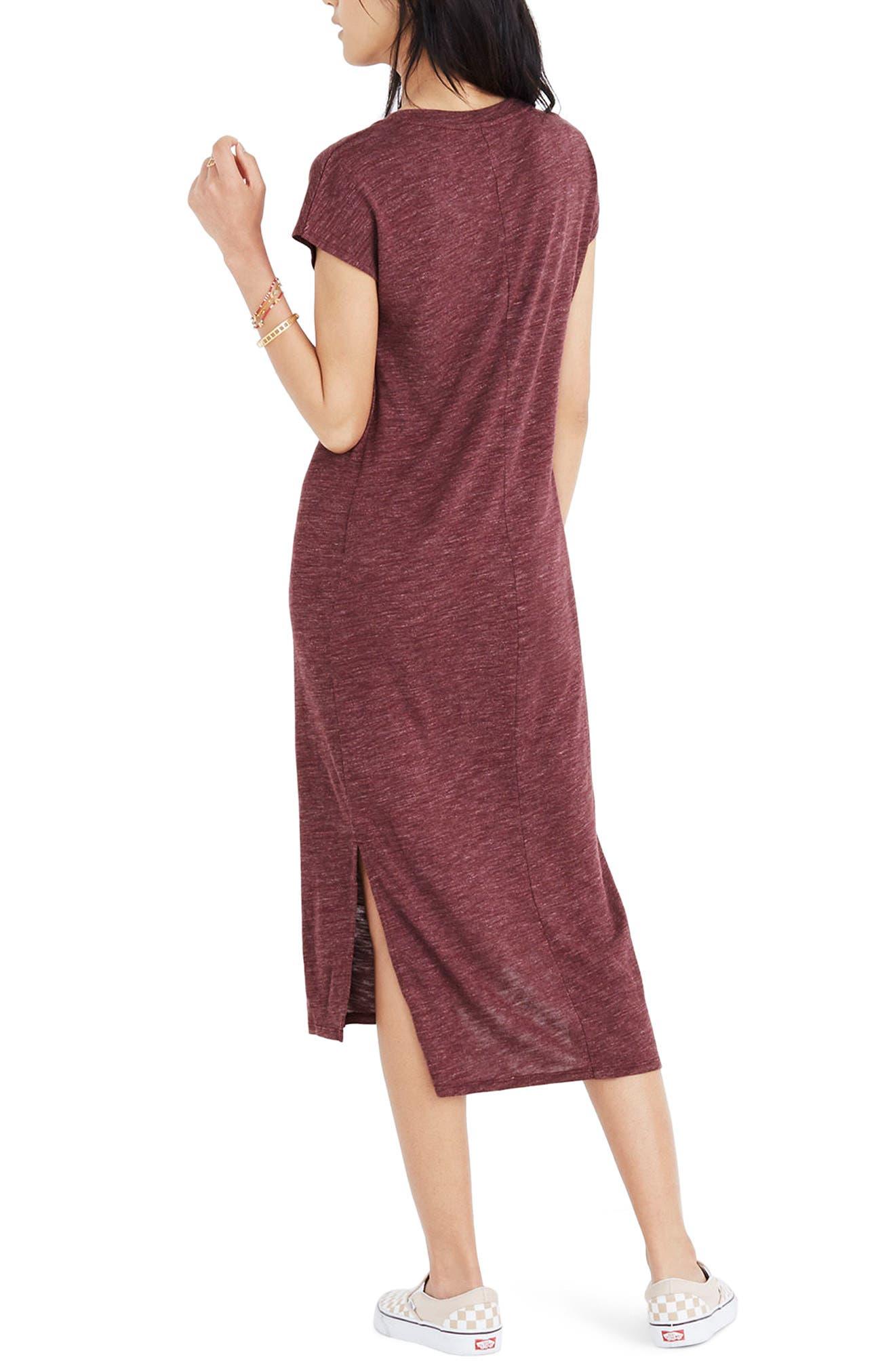 Muscle Midi Dress,                             Main thumbnail 2, color,