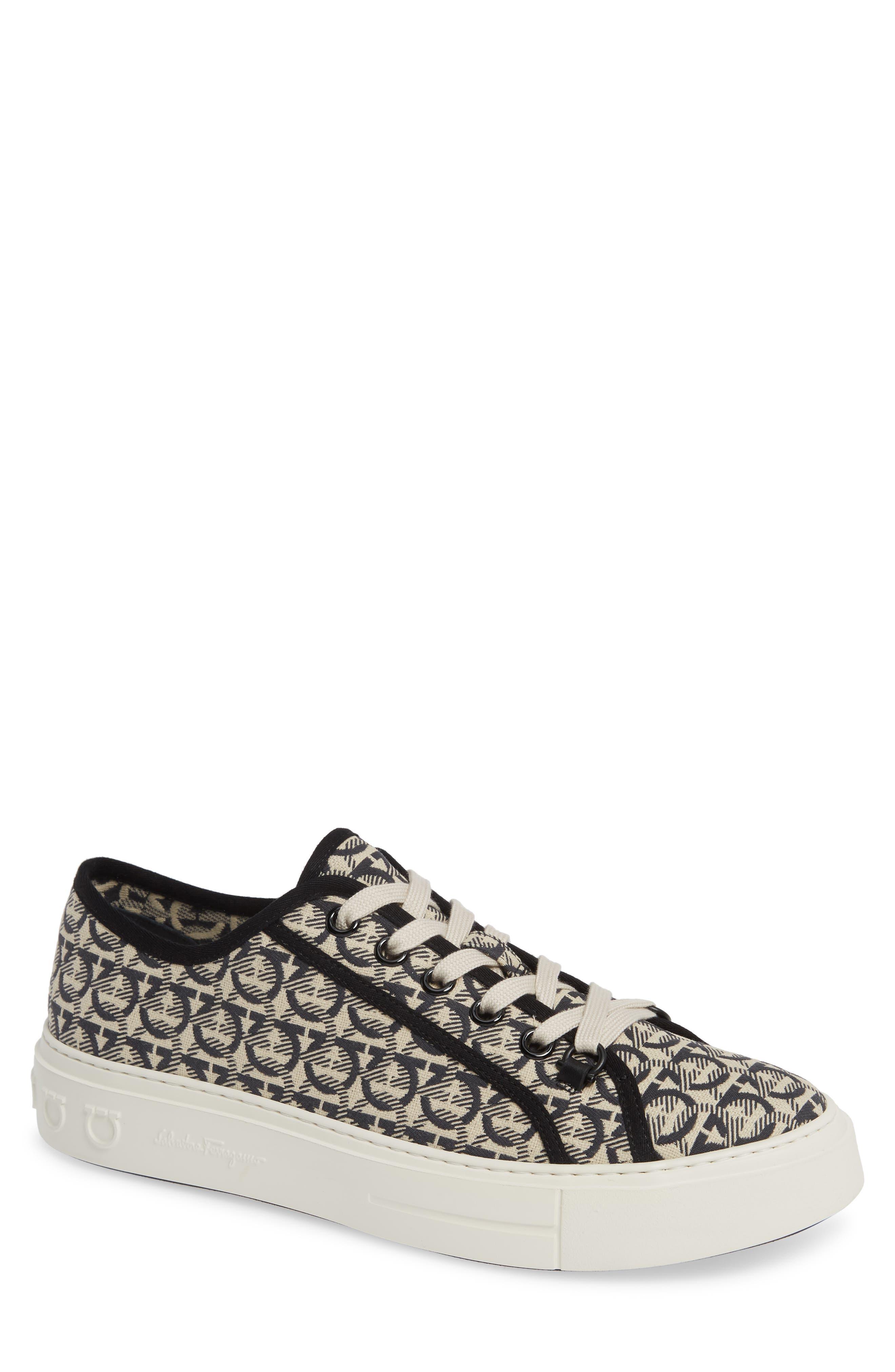Anson Sneaker, Main, color, BEIGE/NERO