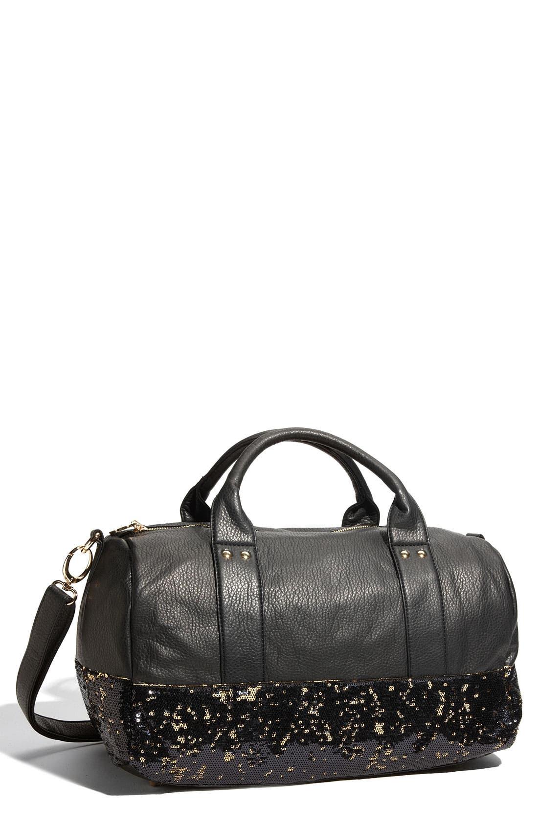 'Felix - Medium' Duffel Bag,                             Main thumbnail 1, color,                             002