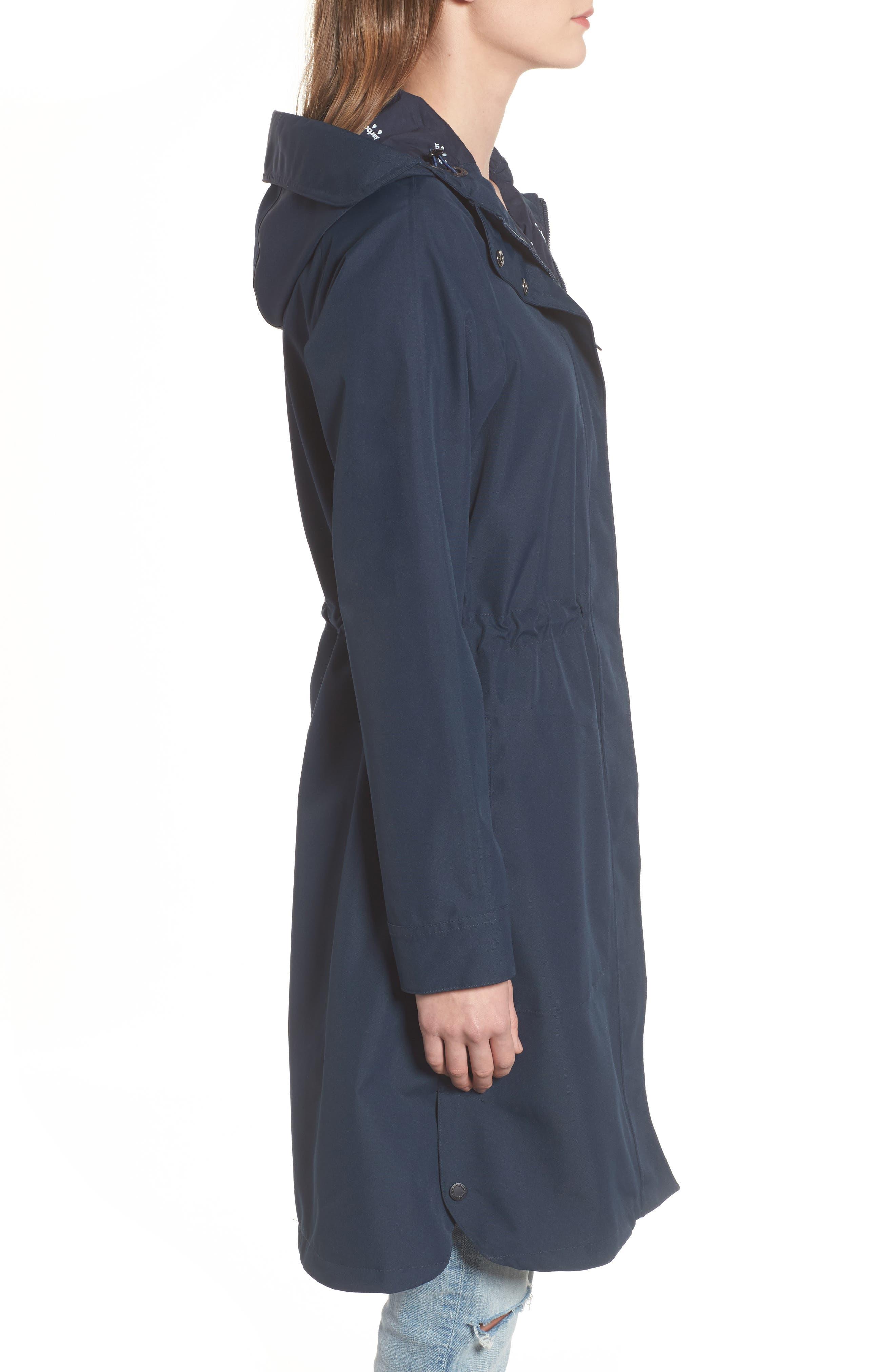 Sleet Hooded Jacket,                             Alternate thumbnail 6, color,