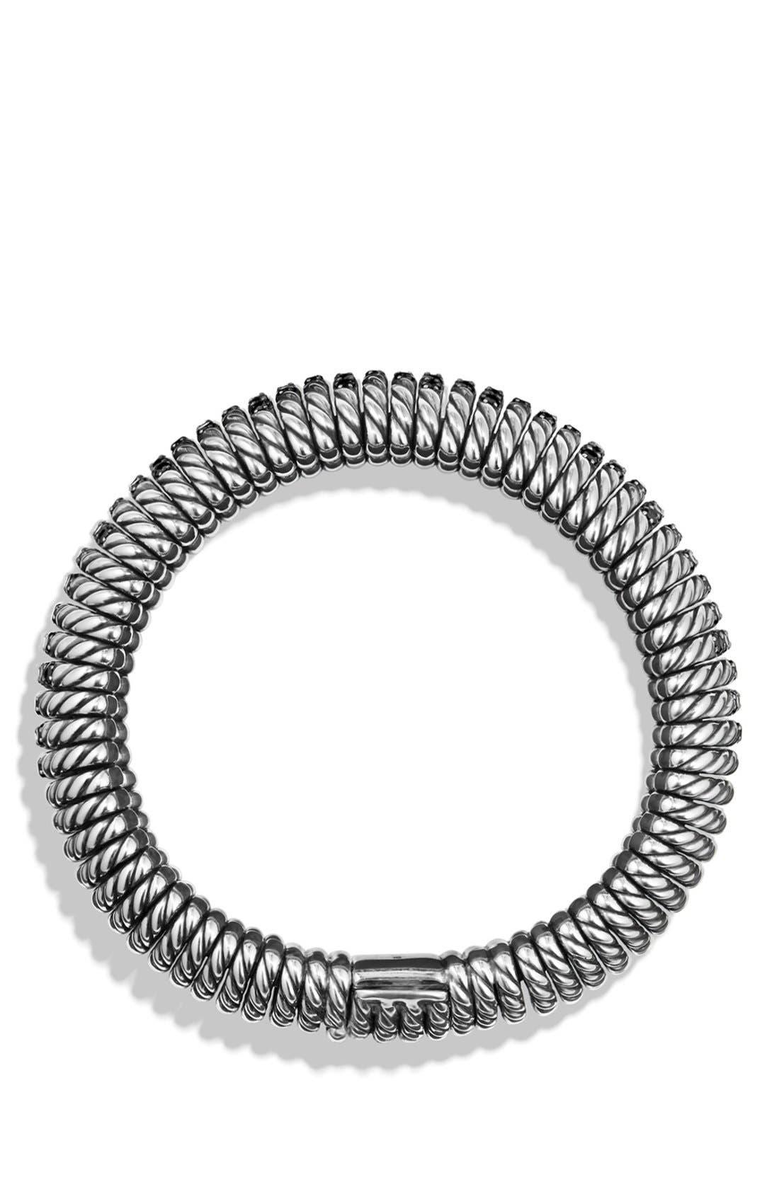 'Tempo' Bracelet with Black Spinel,                             Alternate thumbnail 2, color,                             BLACK SPINEL