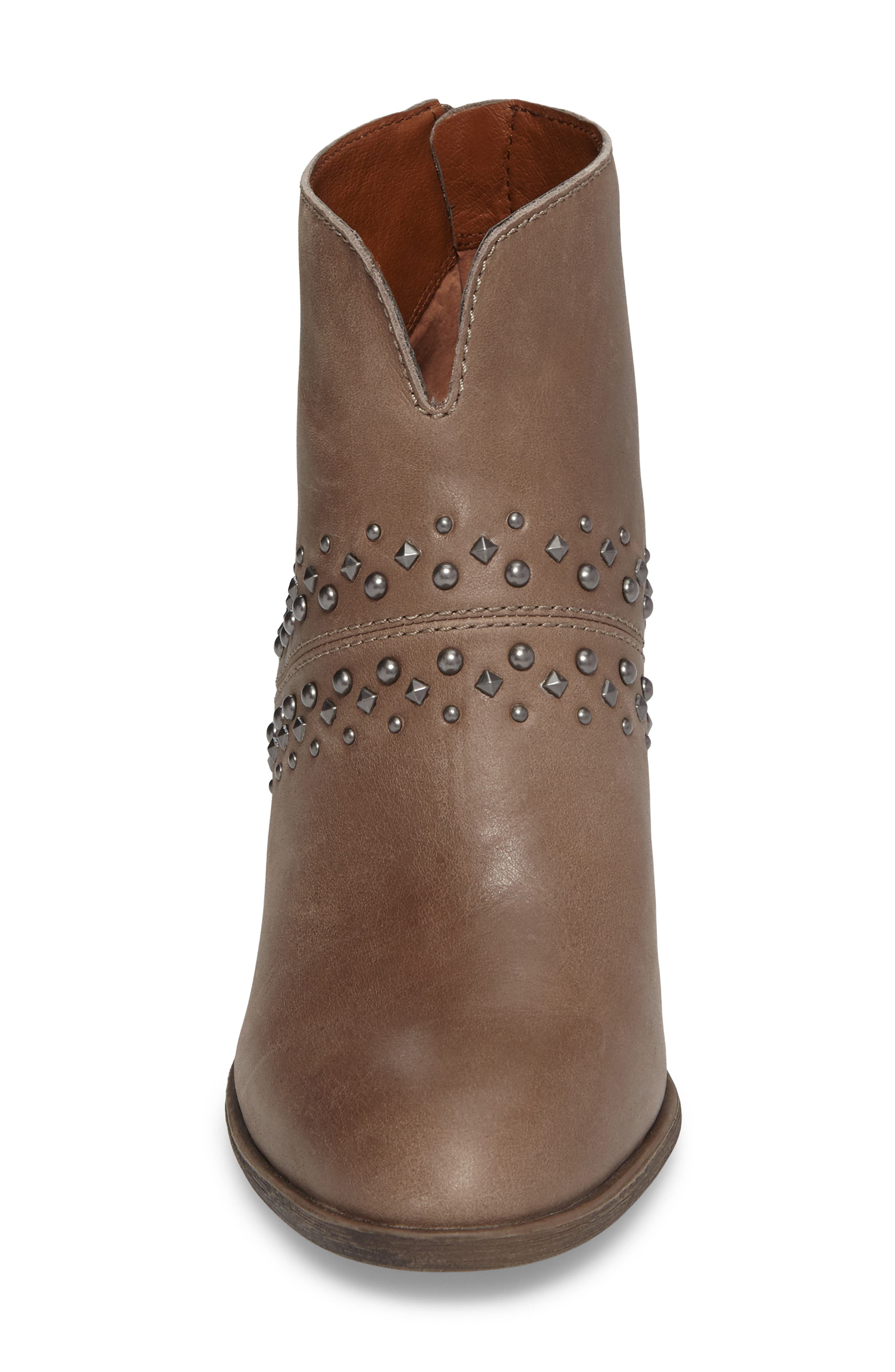 Sancha Studded Bootie,                             Alternate thumbnail 11, color,