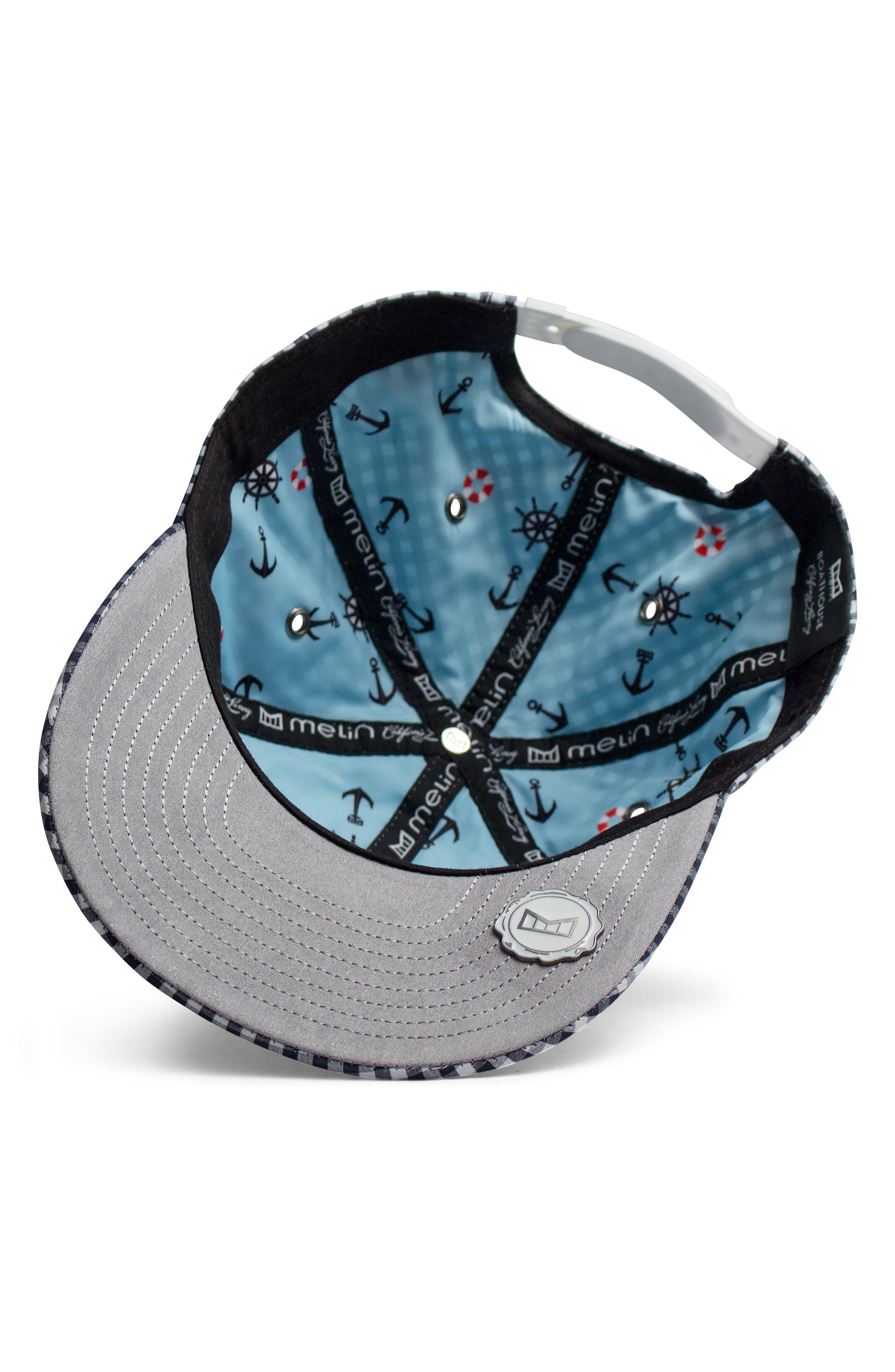 Boathouse Snapback Baseball Cap,                             Alternate thumbnail 9, color,