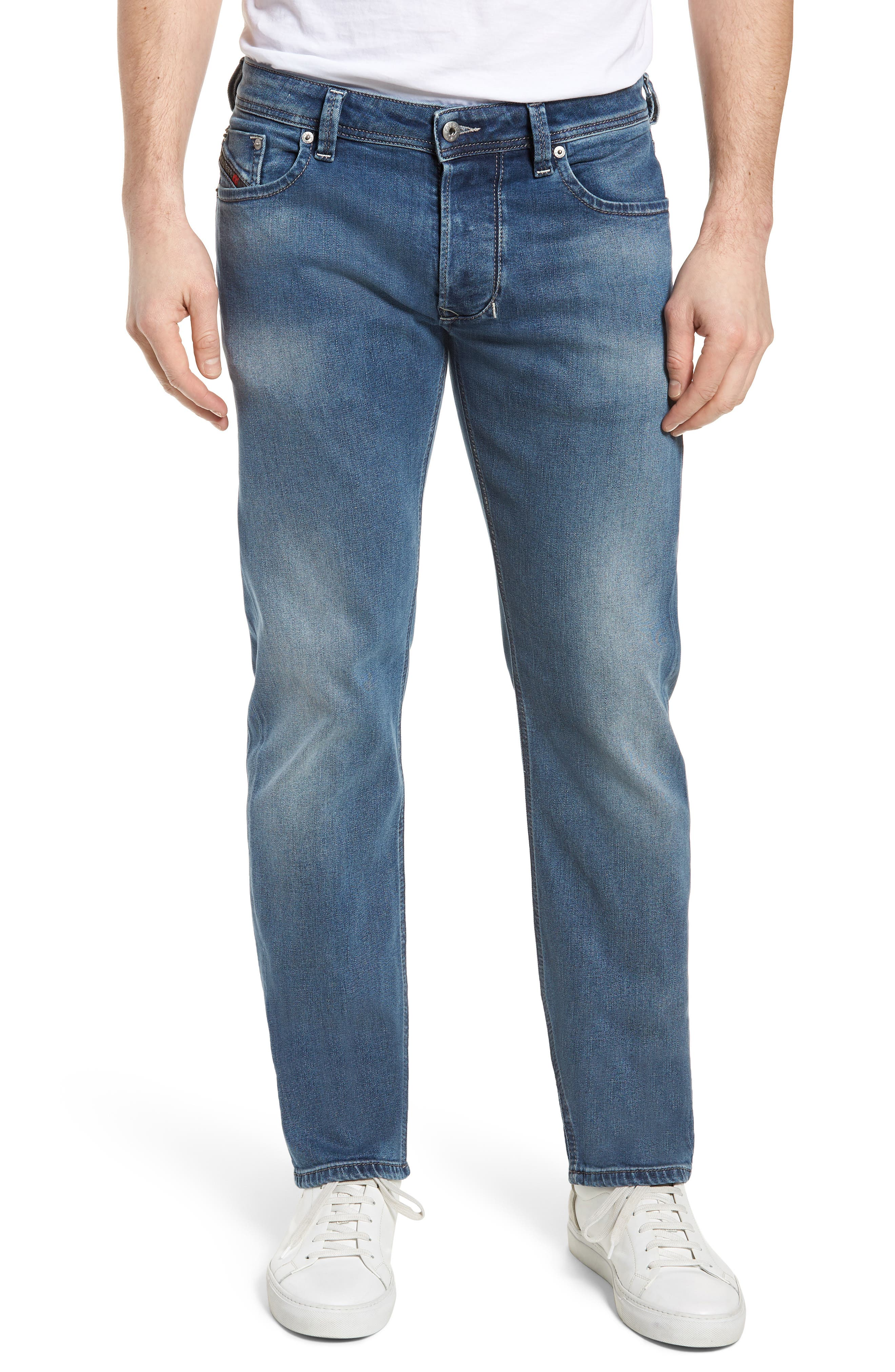Larkee Relaxed Fit Jeans,                             Main thumbnail 1, color,                             900