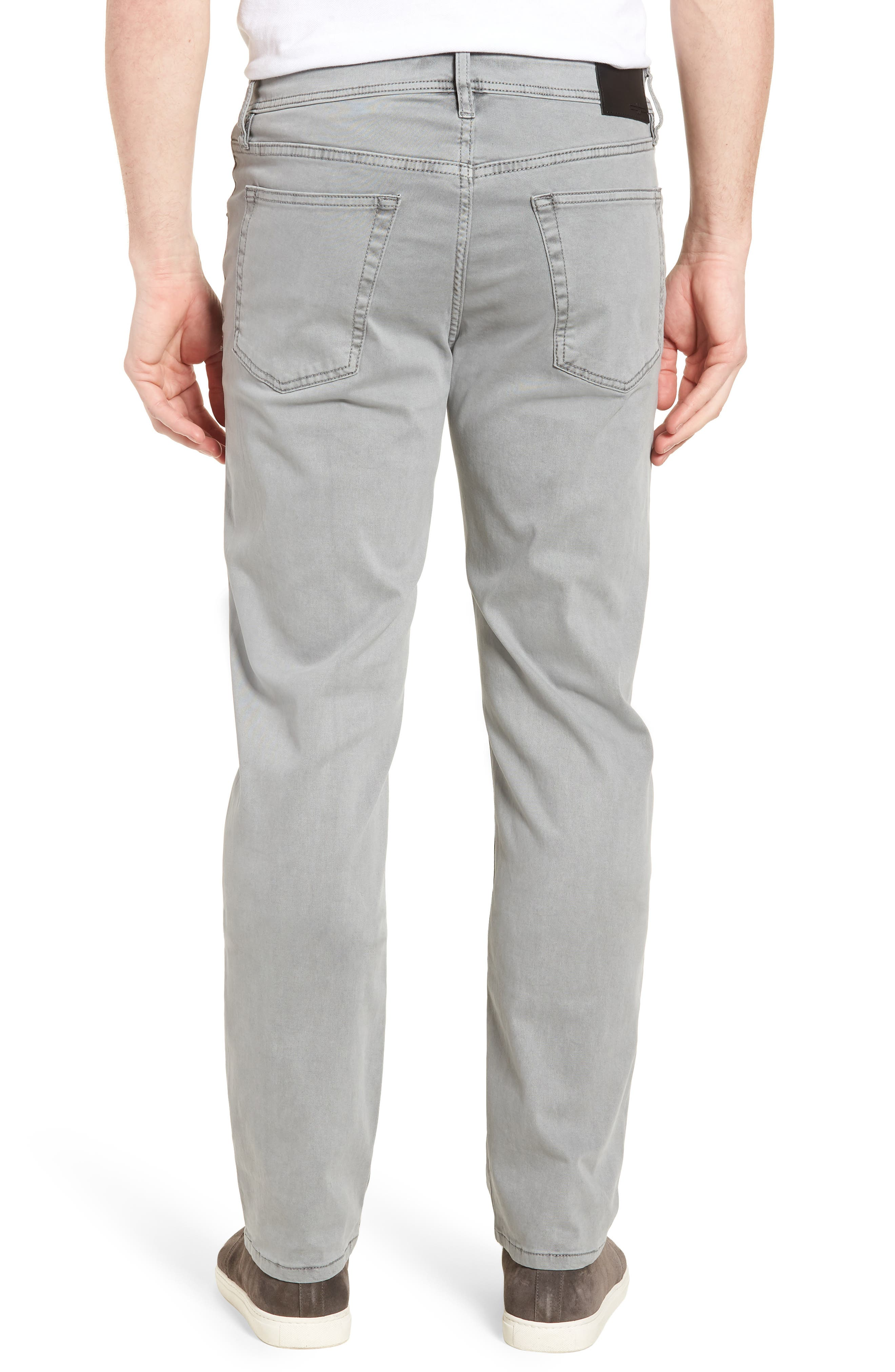 Jeans Co. Straight Leg Jeans,                             Alternate thumbnail 2, color,                             SHARKSKIN