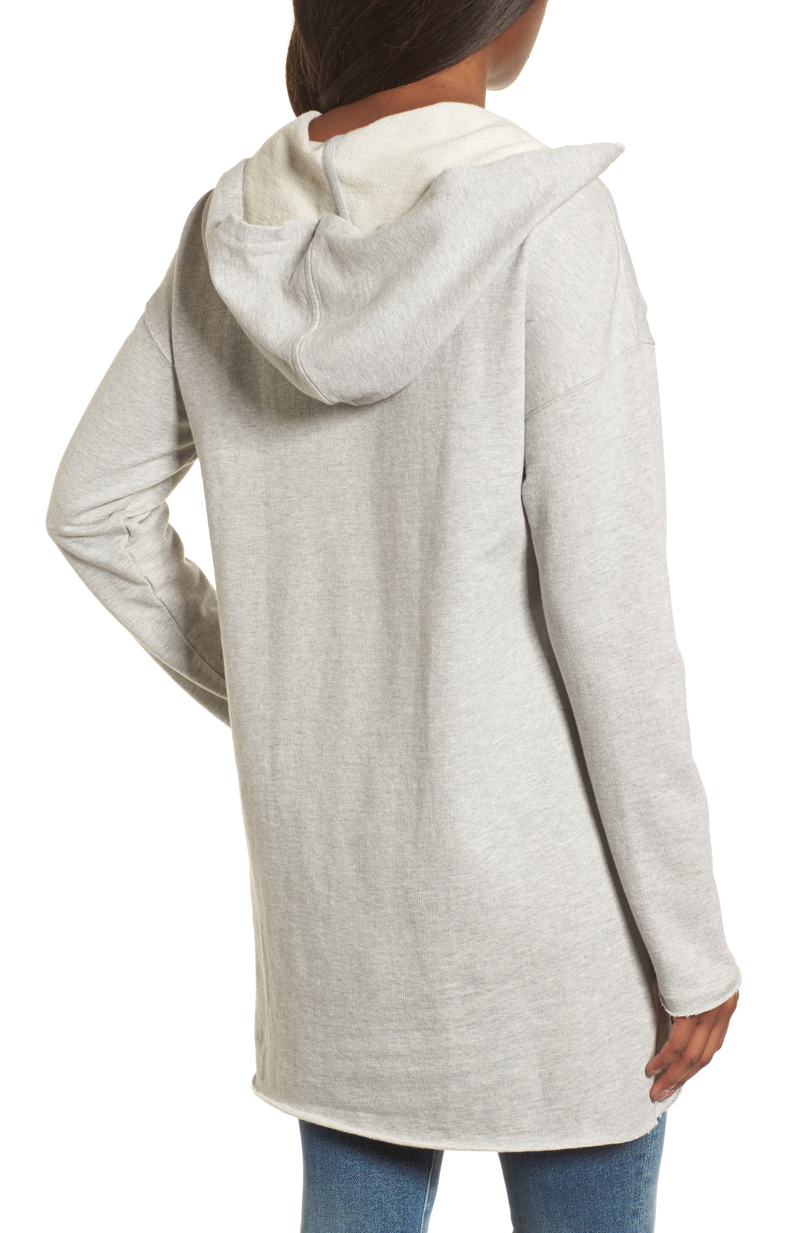 Lower East Hoodie Tunic,                             Alternate thumbnail 2, color,                             064