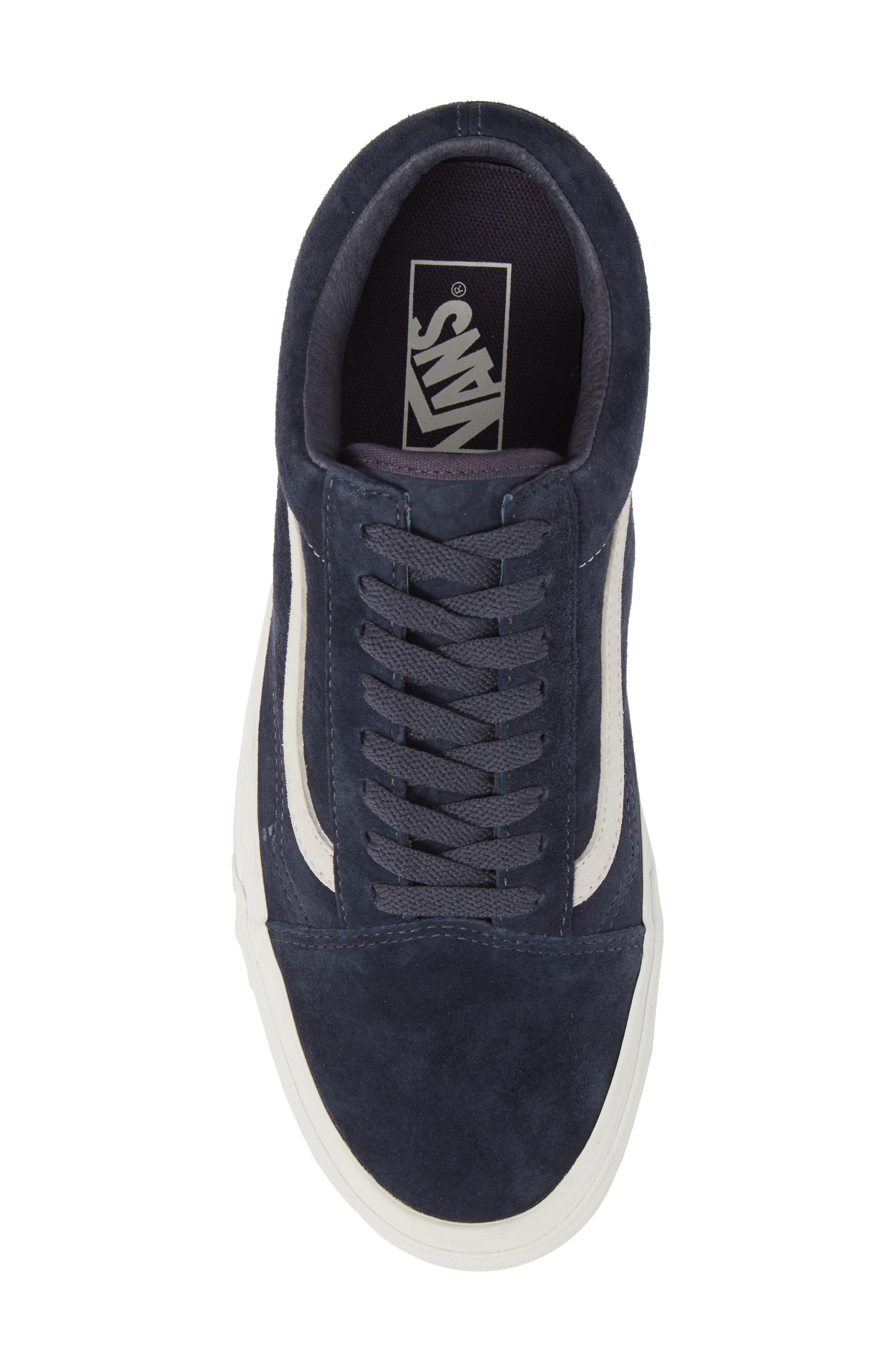 Suede Old Skool Sneaker,                             Alternate thumbnail 10, color,