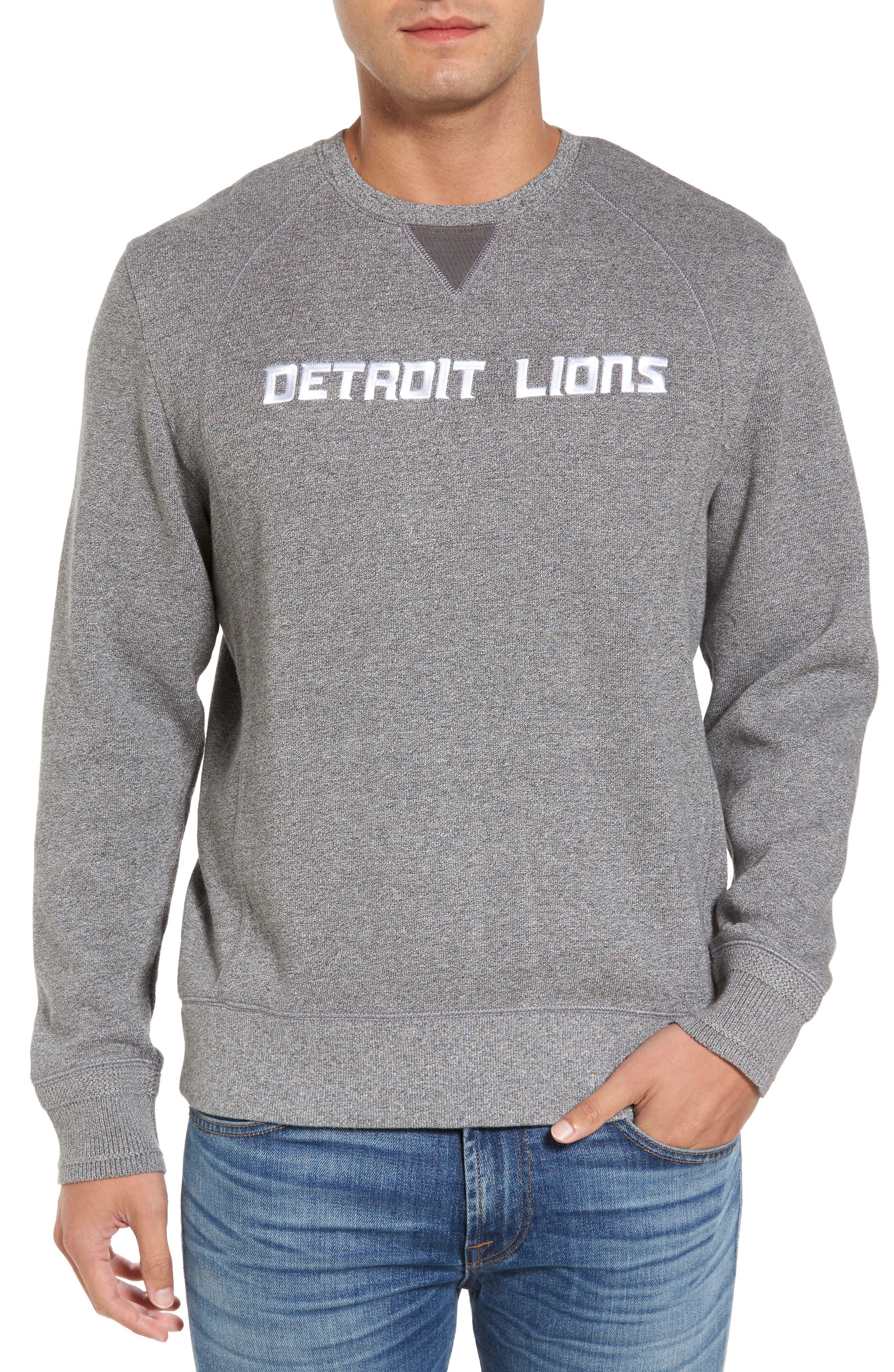 NFL Stitch of Liberty Embroidered Crewneck Sweatshirt,                             Main thumbnail 18, color,