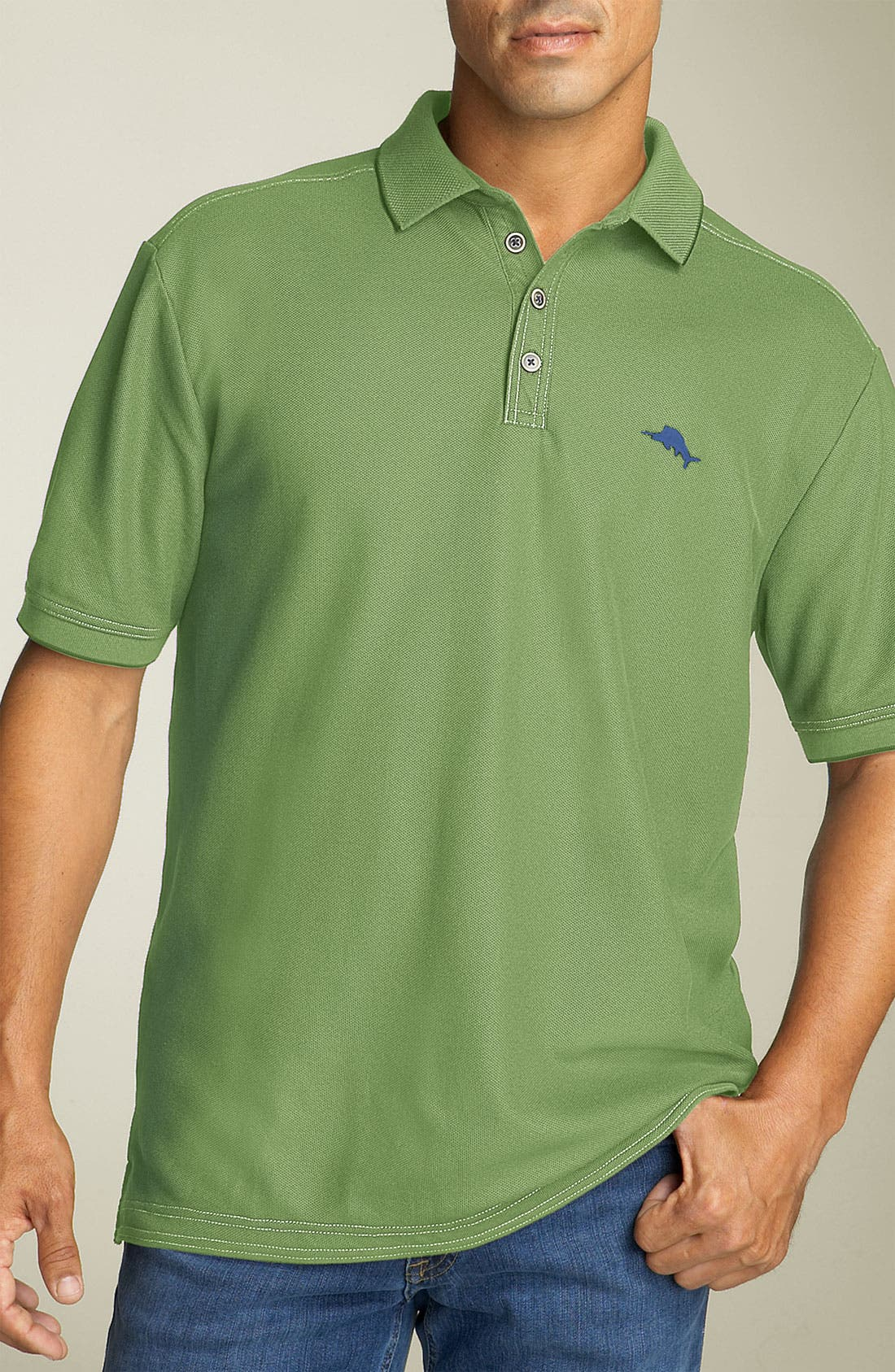 'The Emfielder' Original Fit Piqué Polo,                             Main thumbnail 47, color,