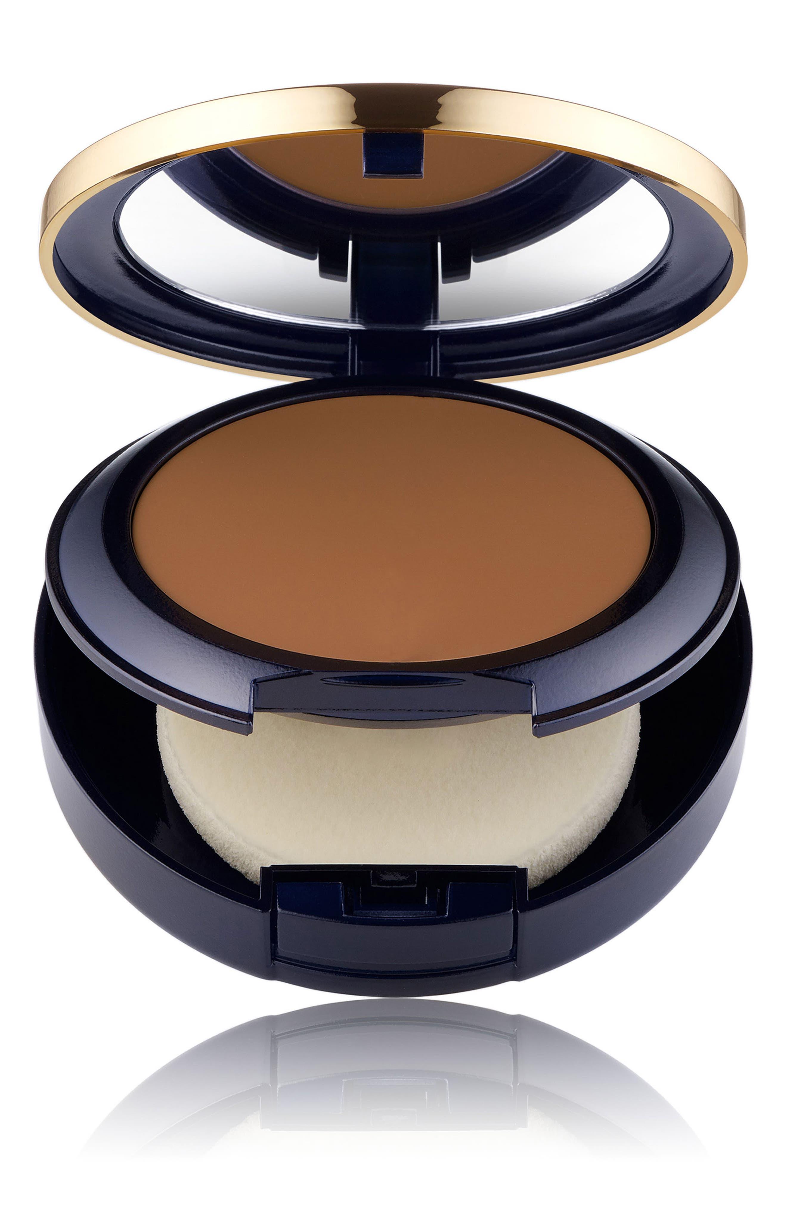 Estee Lauder Double Wear Stay In Place Matte Powder Foundation - 8C1 Rich Java