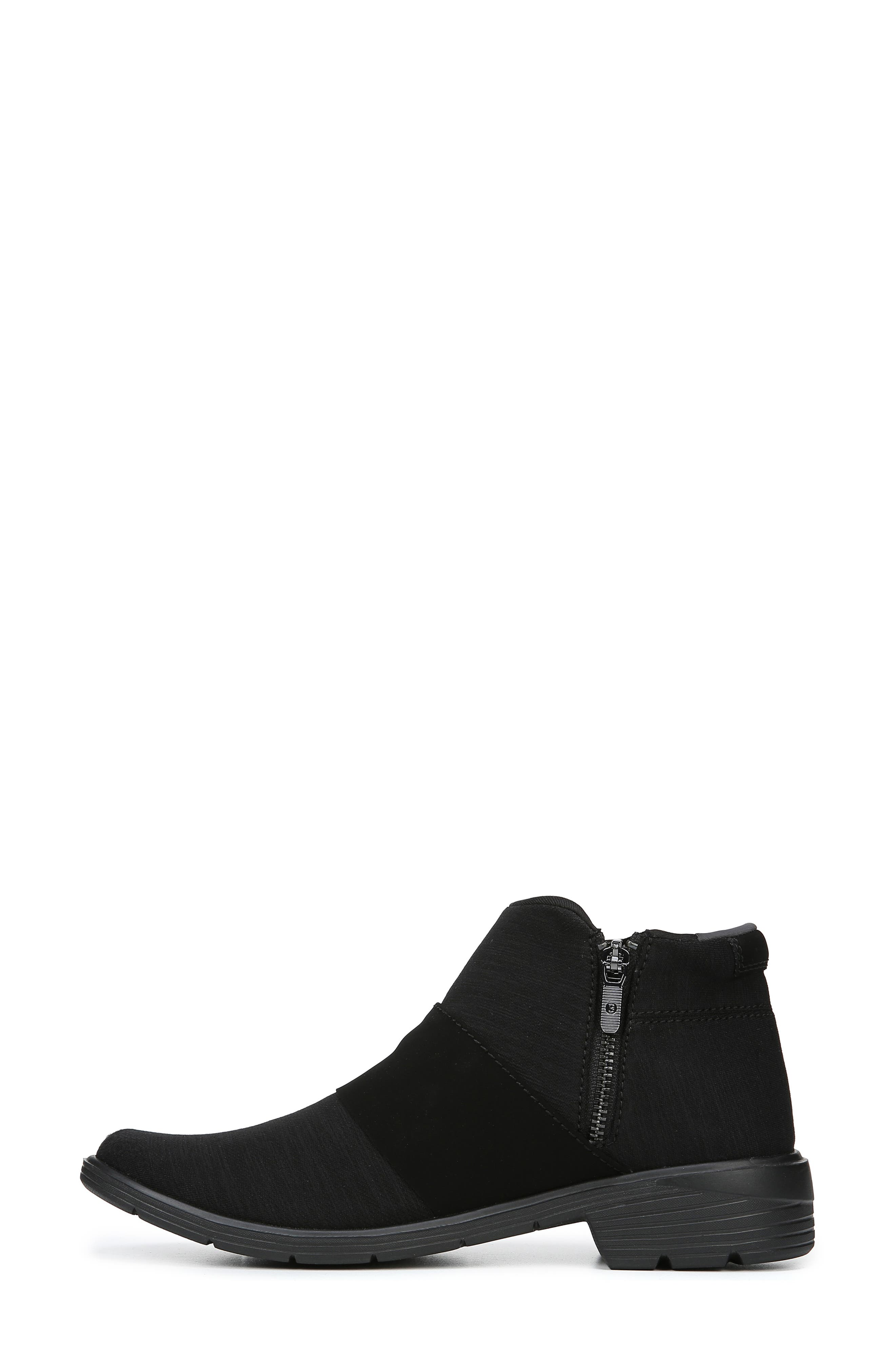 Billie Bootie,                             Alternate thumbnail 8, color,                             BLACK THICK HEATHER FABRIC