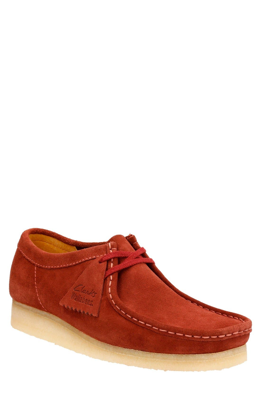 'Wallabee' Moc Toe Derby (Online Only),                             Main thumbnail 13, color,