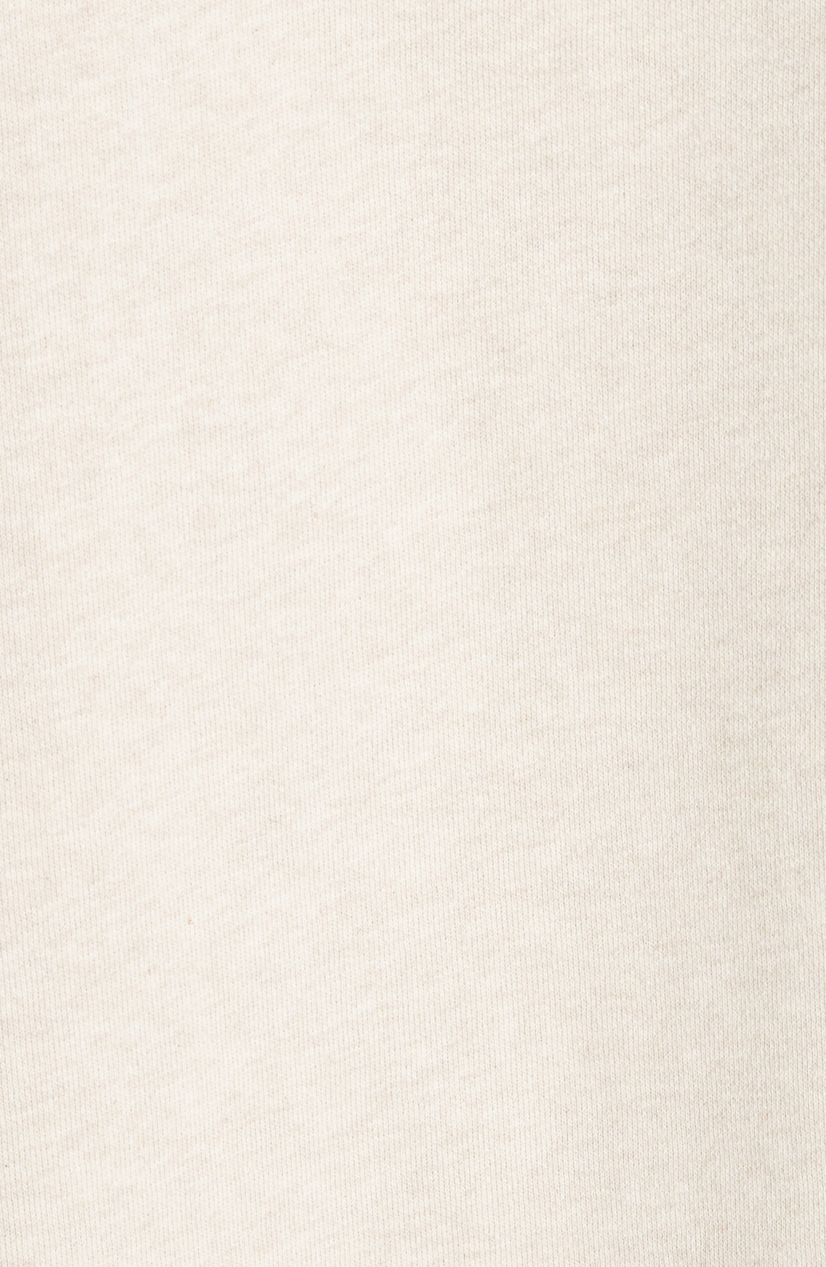 Marques'Almeida Asymmetrical Cap Sleeve Hoodie,                             Alternate thumbnail 5, color,                             250