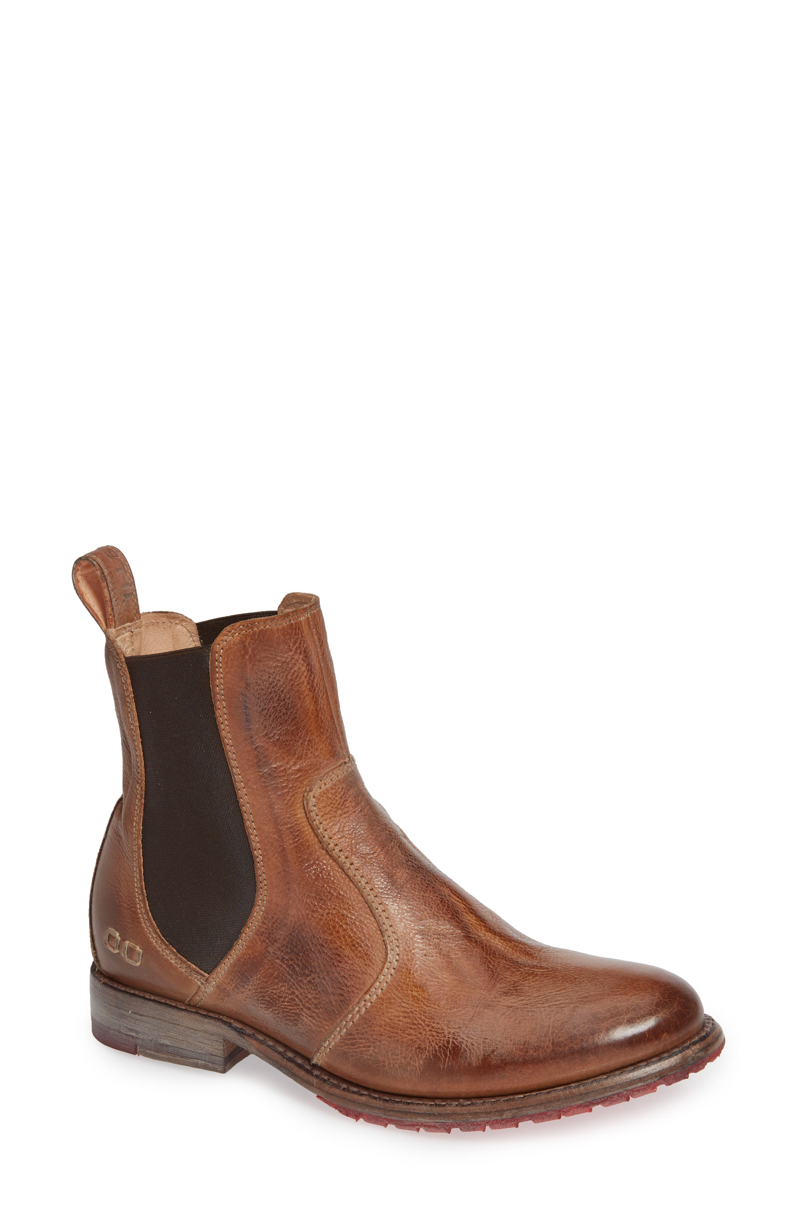Bed Stu Nandi Chelsea Boot- Brown