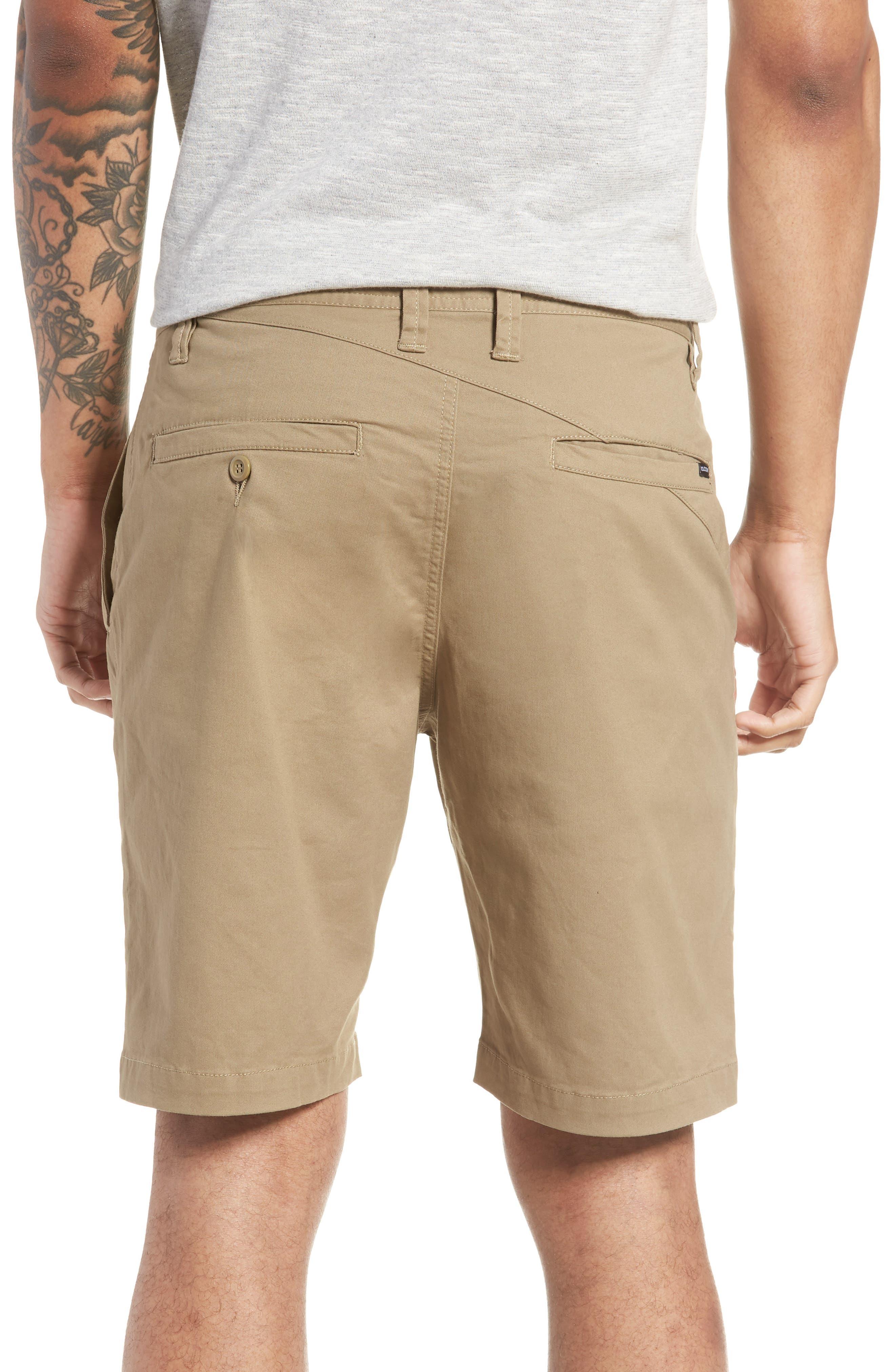 Lightweight Shorts,                             Alternate thumbnail 2, color,                             KHAKI